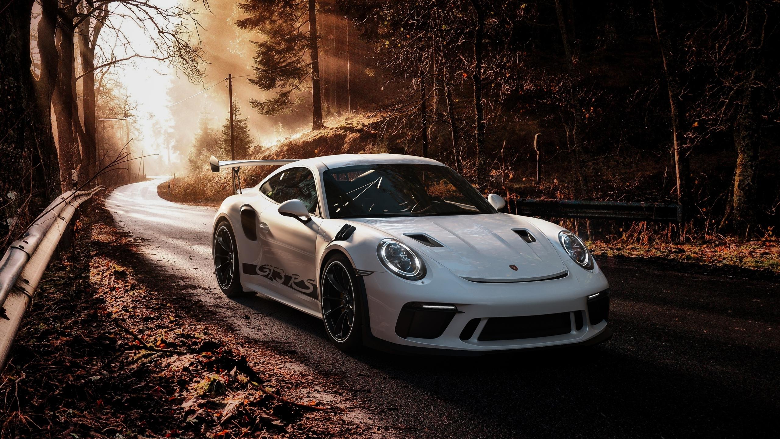 Download 2560x1440 Wallpaper Porsche 911 Gt3 Rs 2019 Dual Wide Widescreen 16 9 Widescreen 2560x1440 Hd Image Background 17192