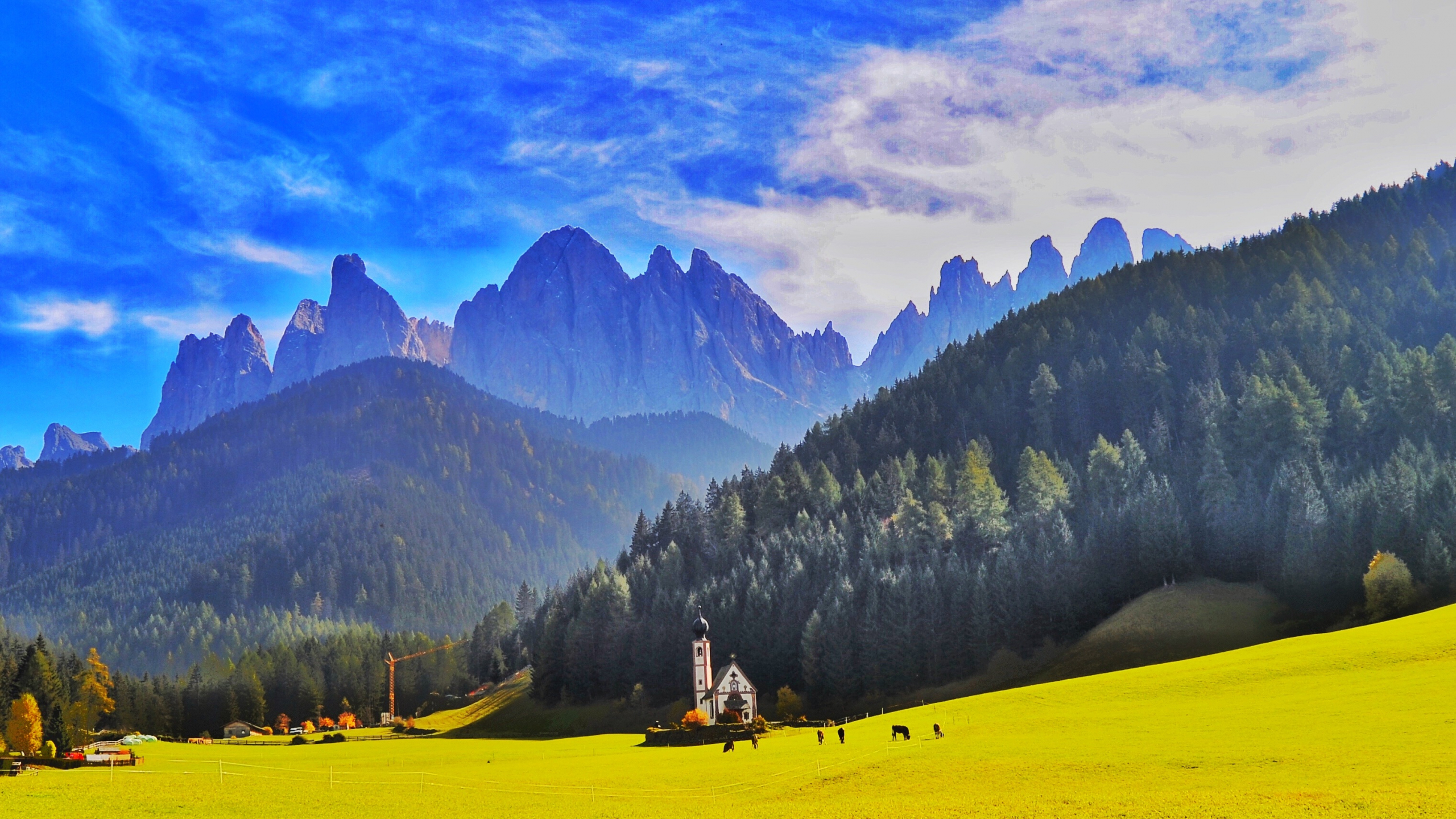 Download 2560x1440 Wallpaper Dolomites Italy Landscape Mountains Dual Wide Widescreen 16 9 Widescreen 2560x1440 Hd Image Background 796