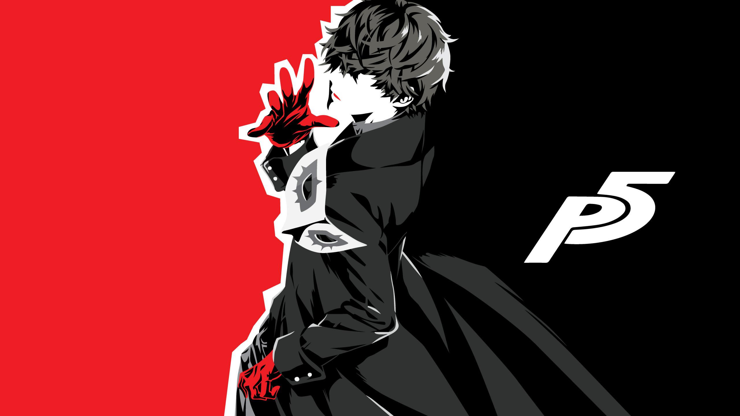 Download 2560x1440 Wallpaper Akira Kurusu Protagonist