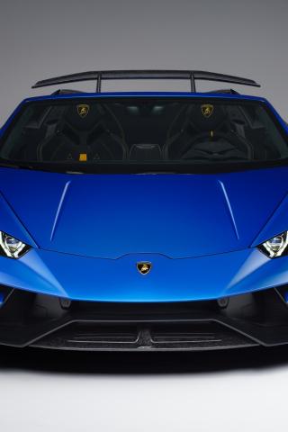Download 240x320 Wallpaper Lamborghini Huracan Performante Spyder