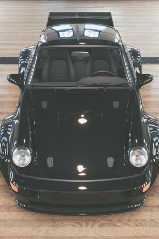 Download 240x320 wallpaper porsche 911 turbo, the crew 2