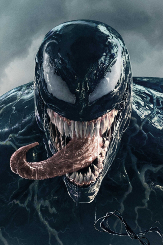 Download 240x320 Wallpaper Venom 2018 Movie Official Poster Old