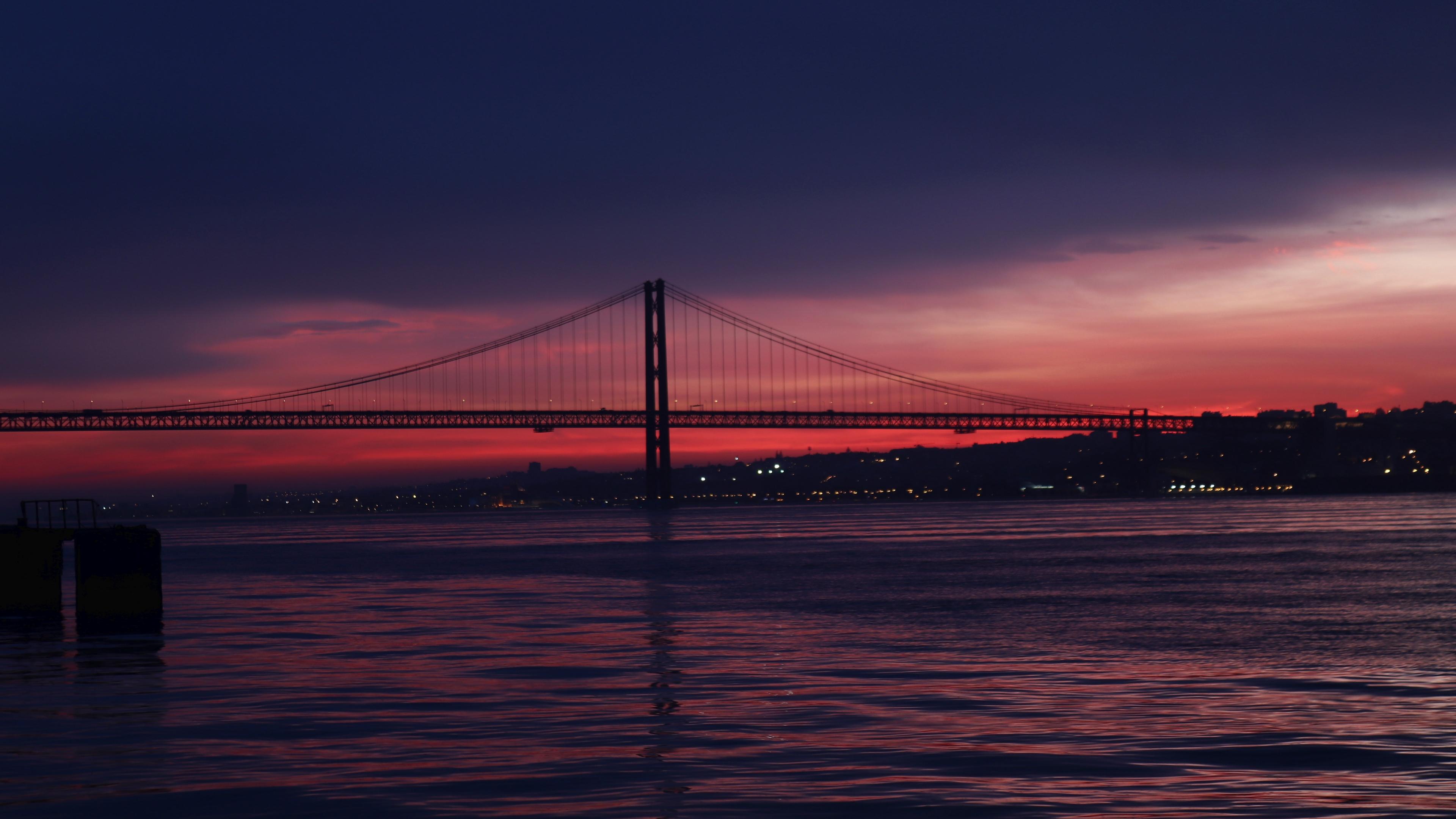 Download 3840x2160 Wallpaper San Franciscos Golden Gate