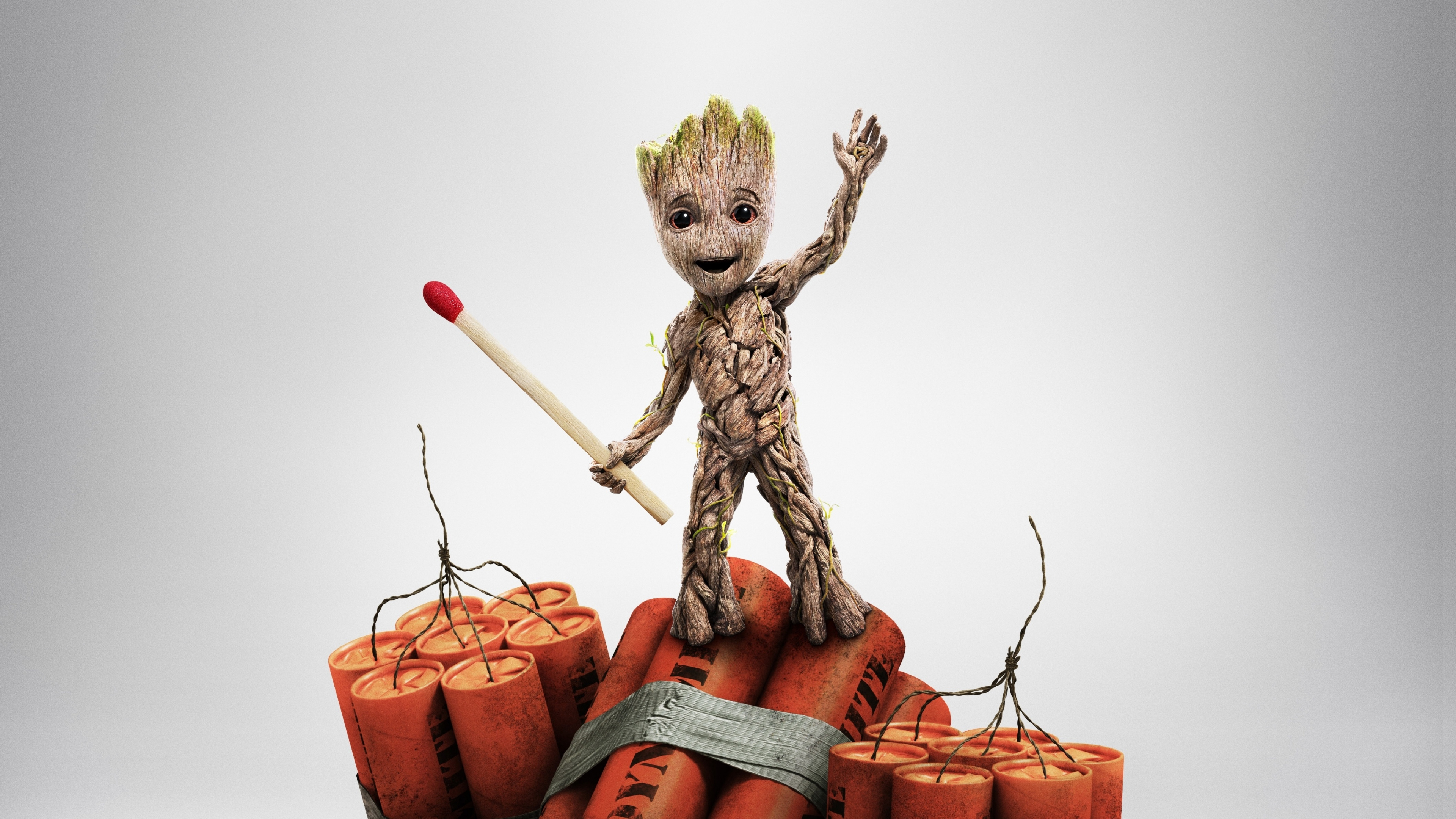 Download 3840x2160 Wallpaper Baby Groot Guardians Of The Galaxy Vol 2 Movie China Poster 4k Uhd 16 9 Widescreen 3840x2160 Hd Image Background 16899