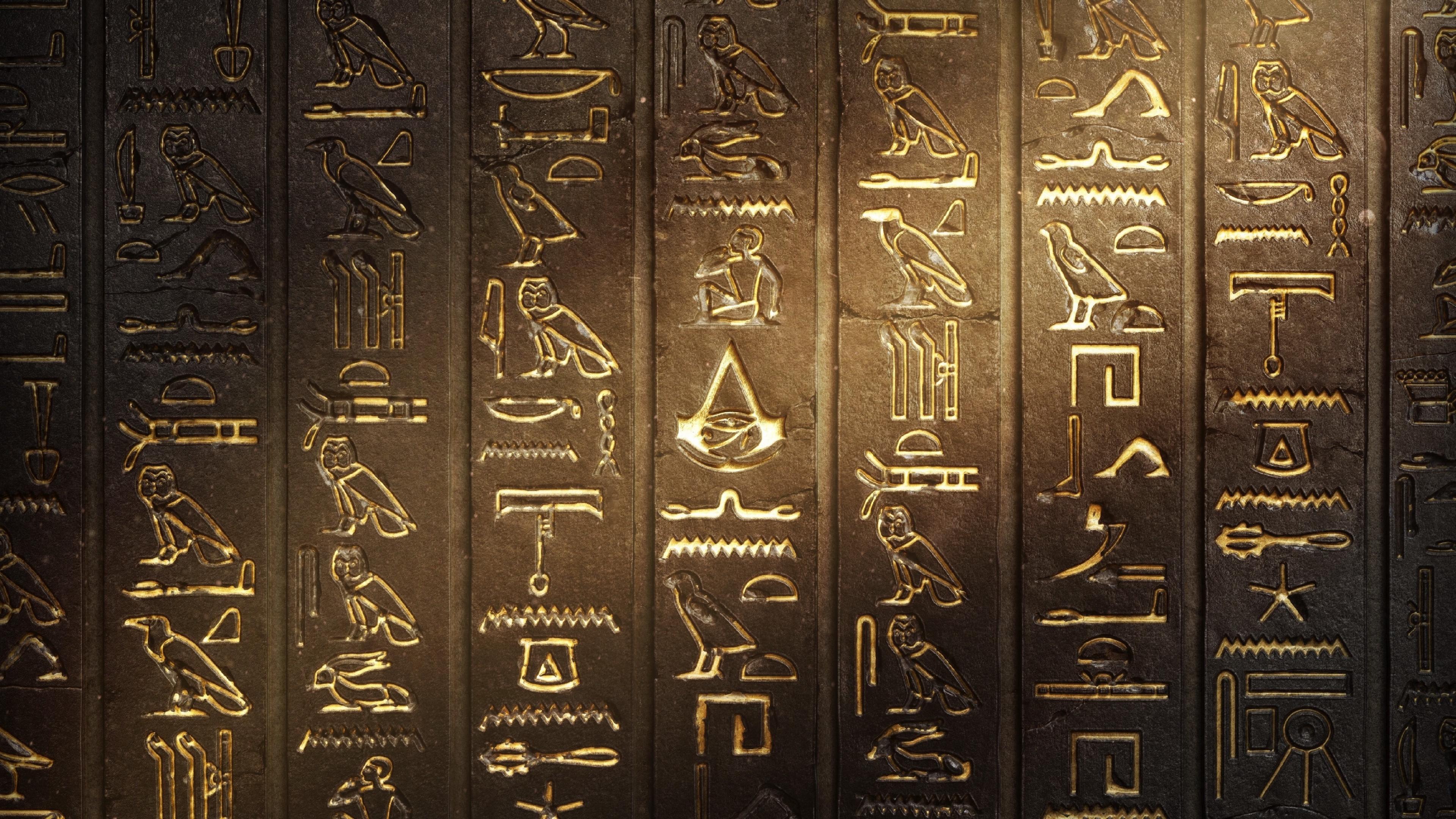 Download 3840x2160 Wallpaper Assassin S Creed Origins Video Game