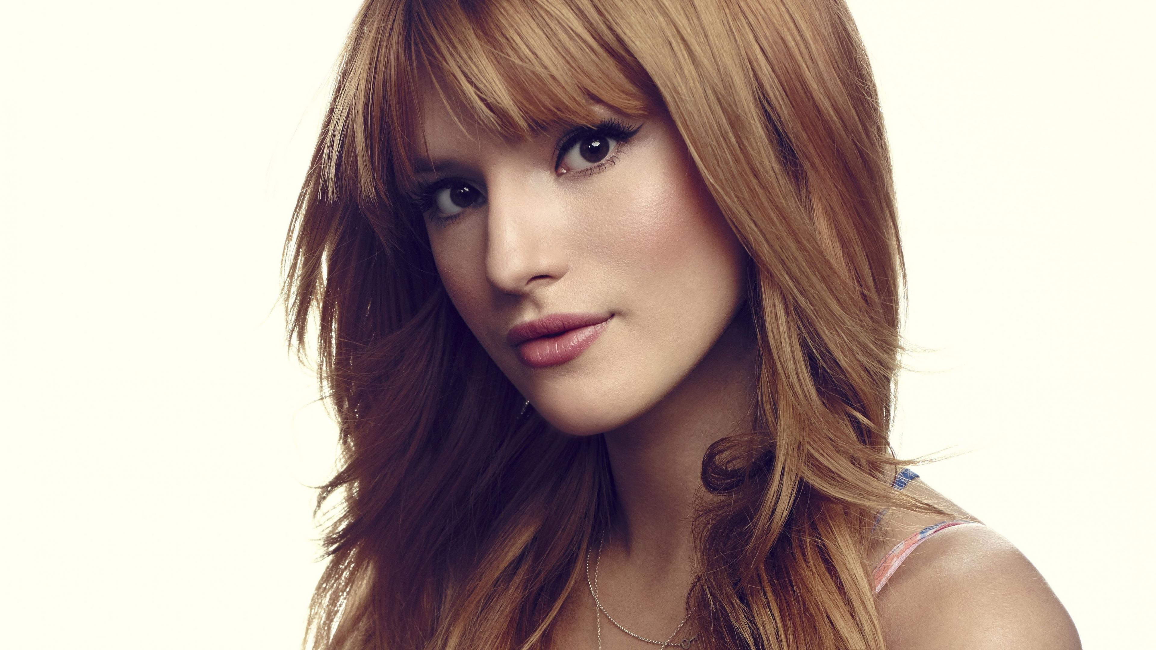 Download 3840x2160 Wallpaper Bella Thorne Beautiful Elle
