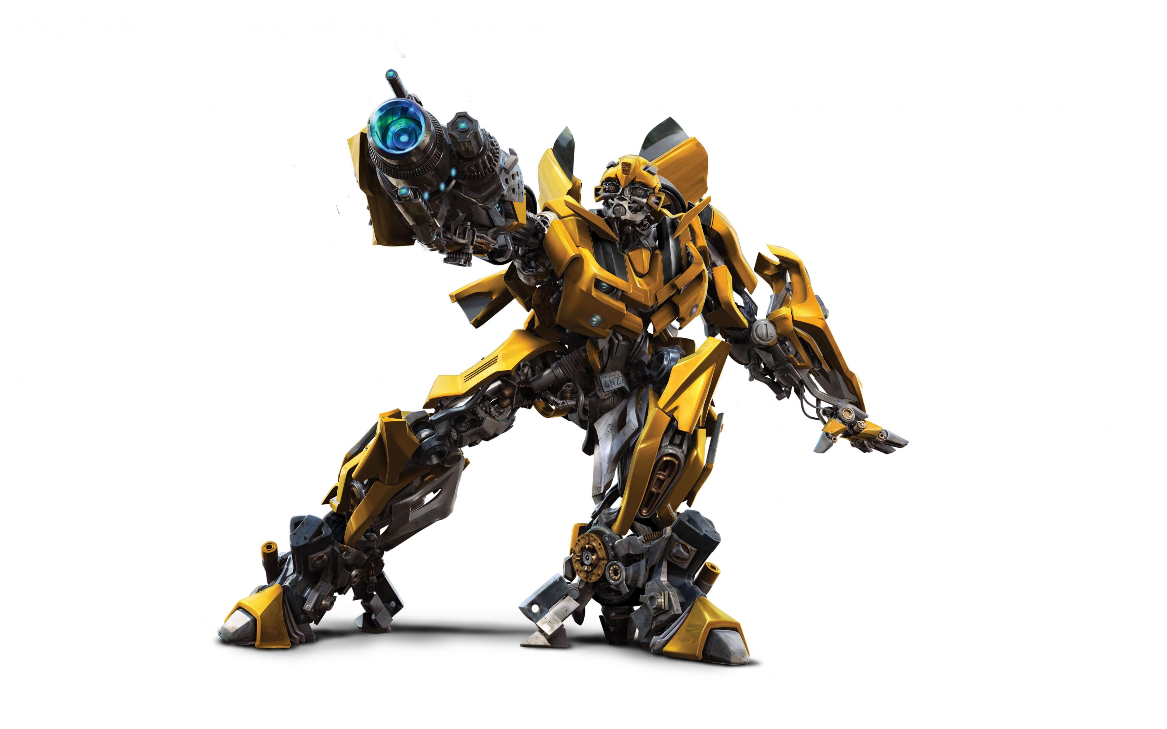 Download 3840x2400 Wallpaper Bumblebee 2018 Movie Car Robot 4k