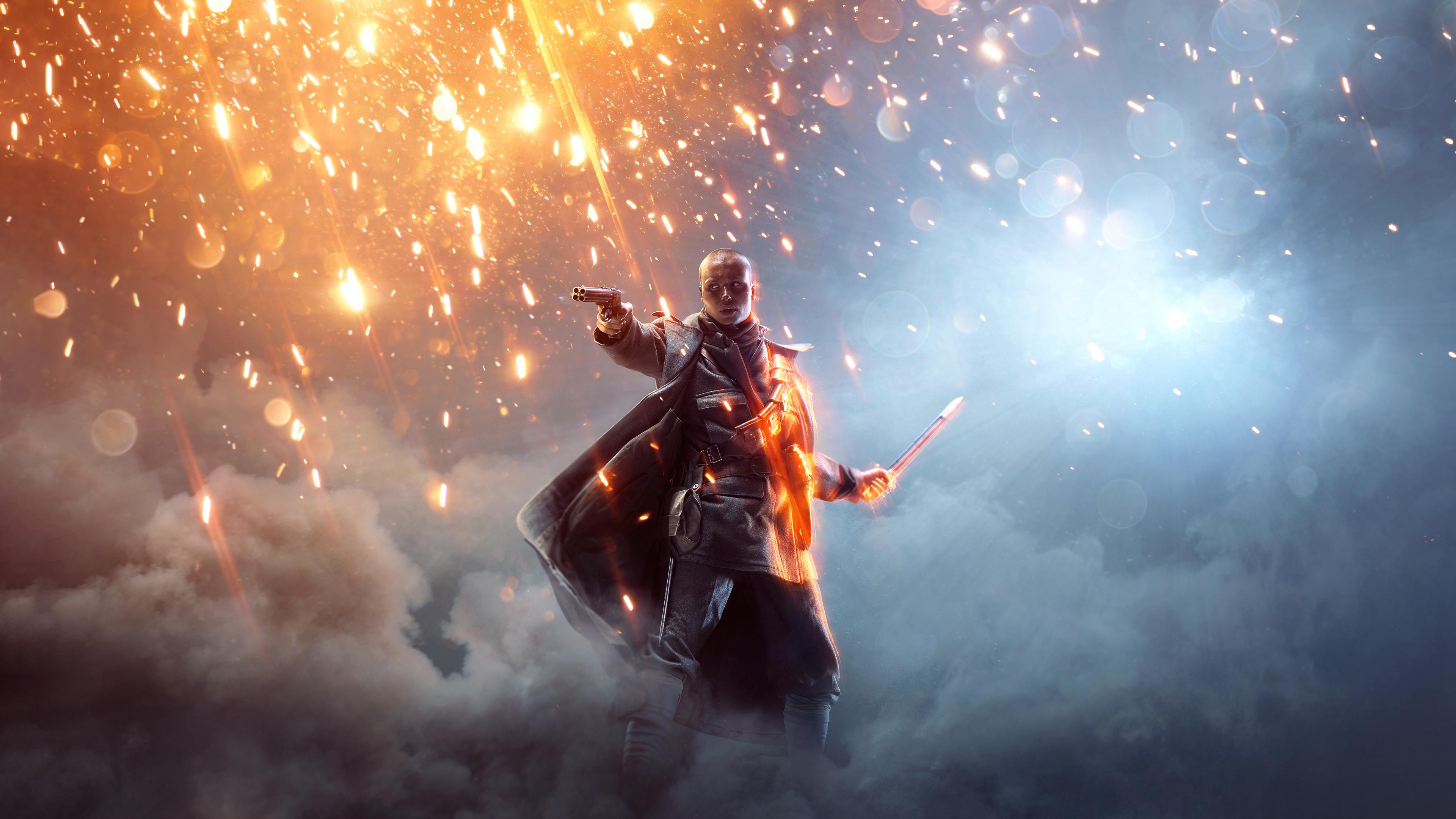 Download 3840x2400 Wallpaper Battlefield 1 Revolution