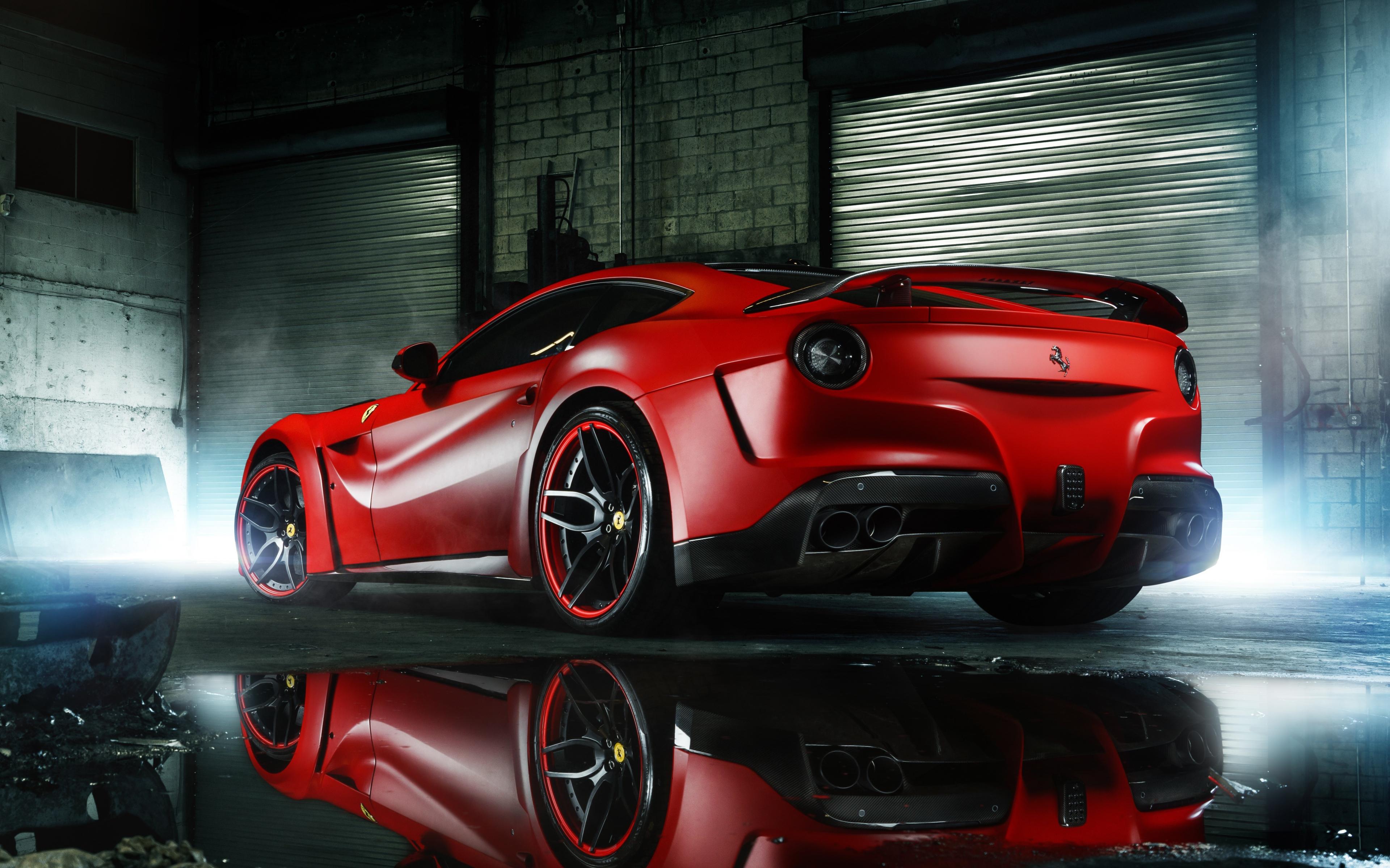 Get 4K Ferrari Wallpaper Vertical  Background