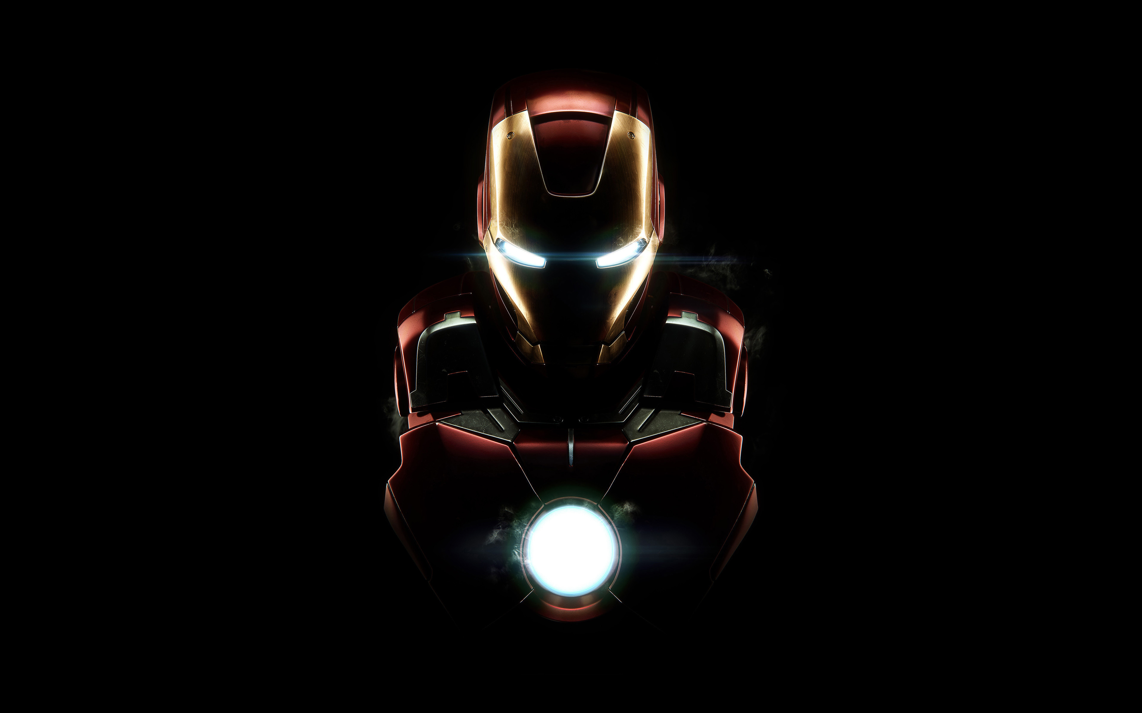 Download 3840x2400 Wallpaper Iron Man Dark Armor Mark Vii 4k