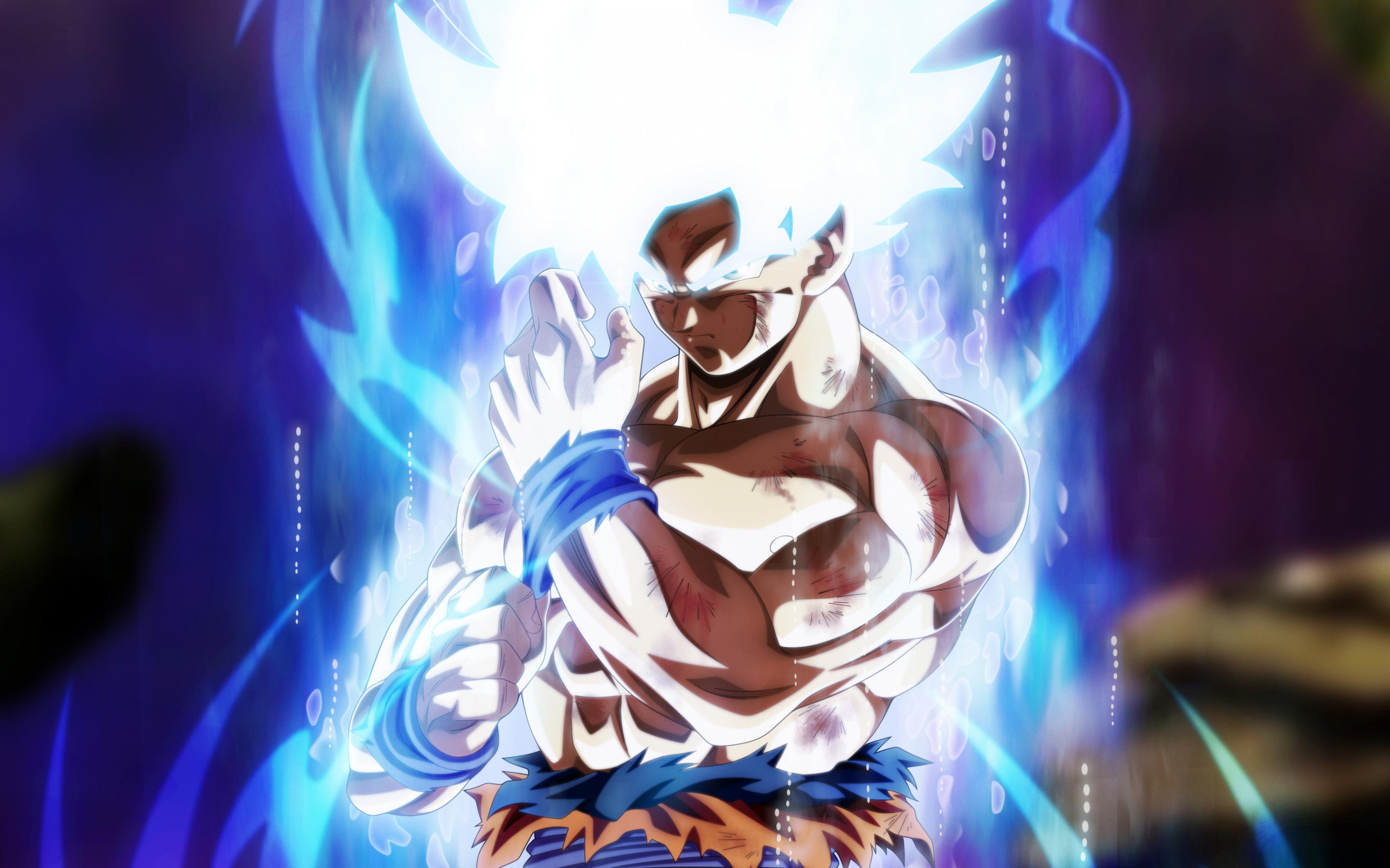 Download 3840x2400 Wallpaper Goku Dragon Ball Super Fan Art