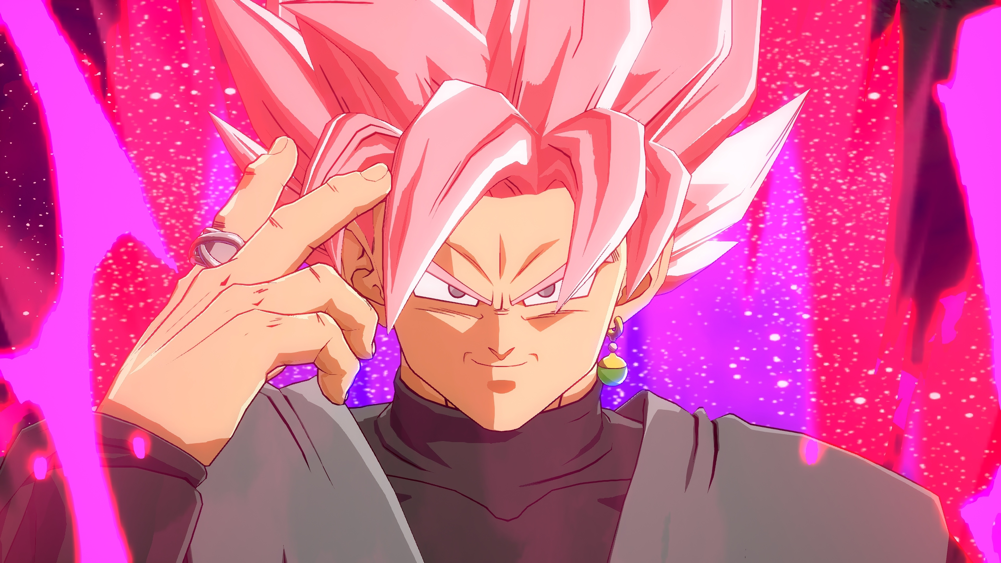 Download 3840x2400 Wallpaper Artwork Black Goku Dragon Ball Super 4k Ultra Hd 16 10 Widescreen 3840x2400 Hd Image Background 6254