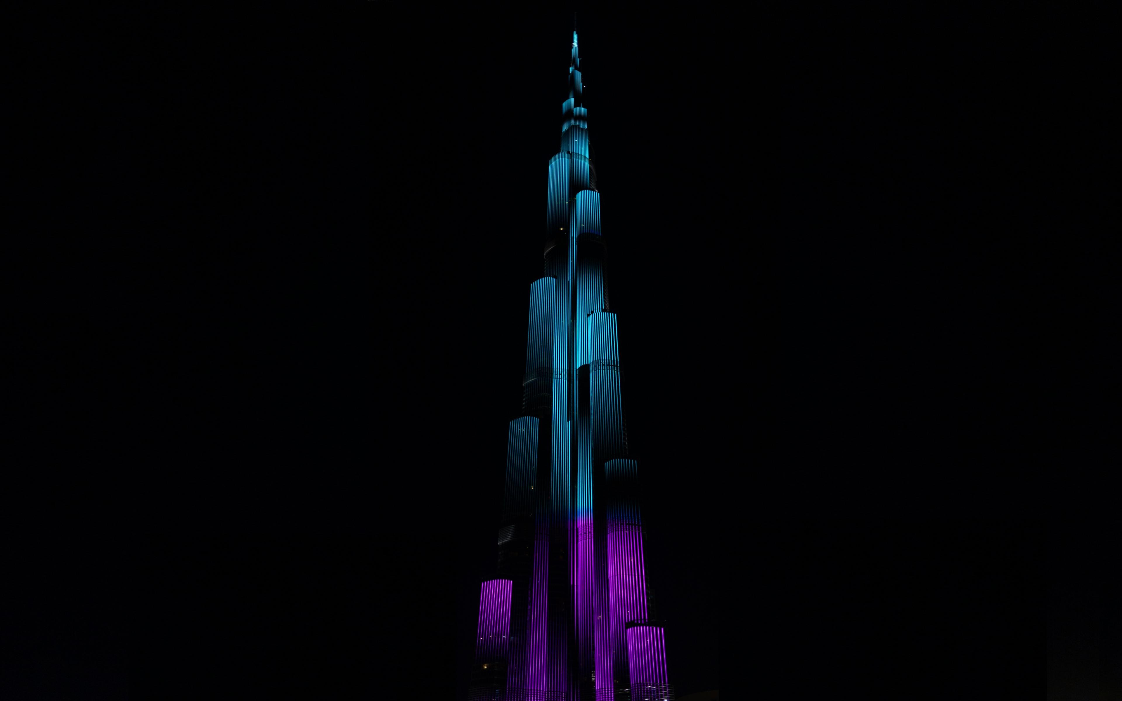 Download 3840x2400 Wallpaper Burj Khalifa Building Dubai