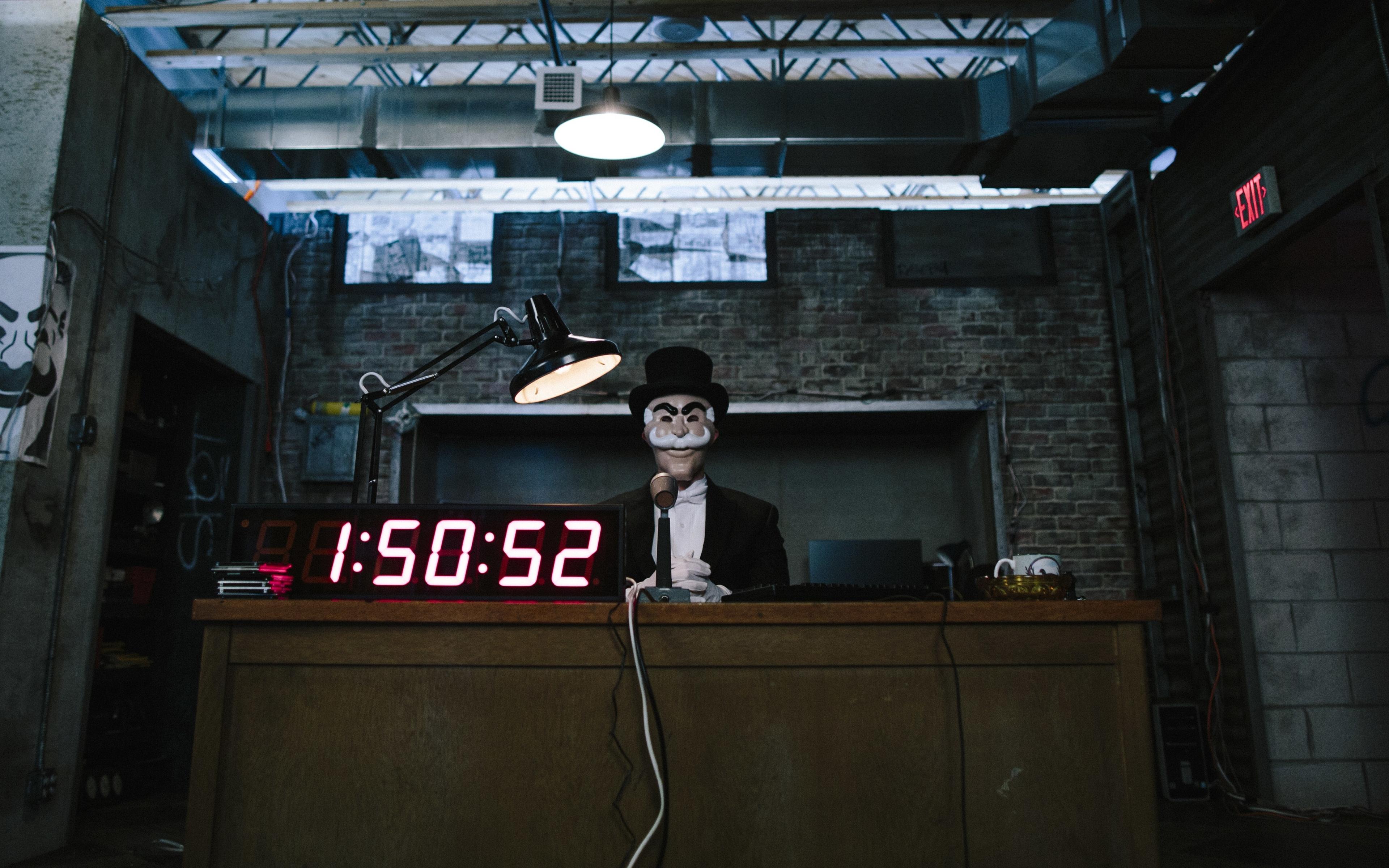 Download 3840x2400 Wallpaper Mr Robot Hacker Season 4 4k Ultra