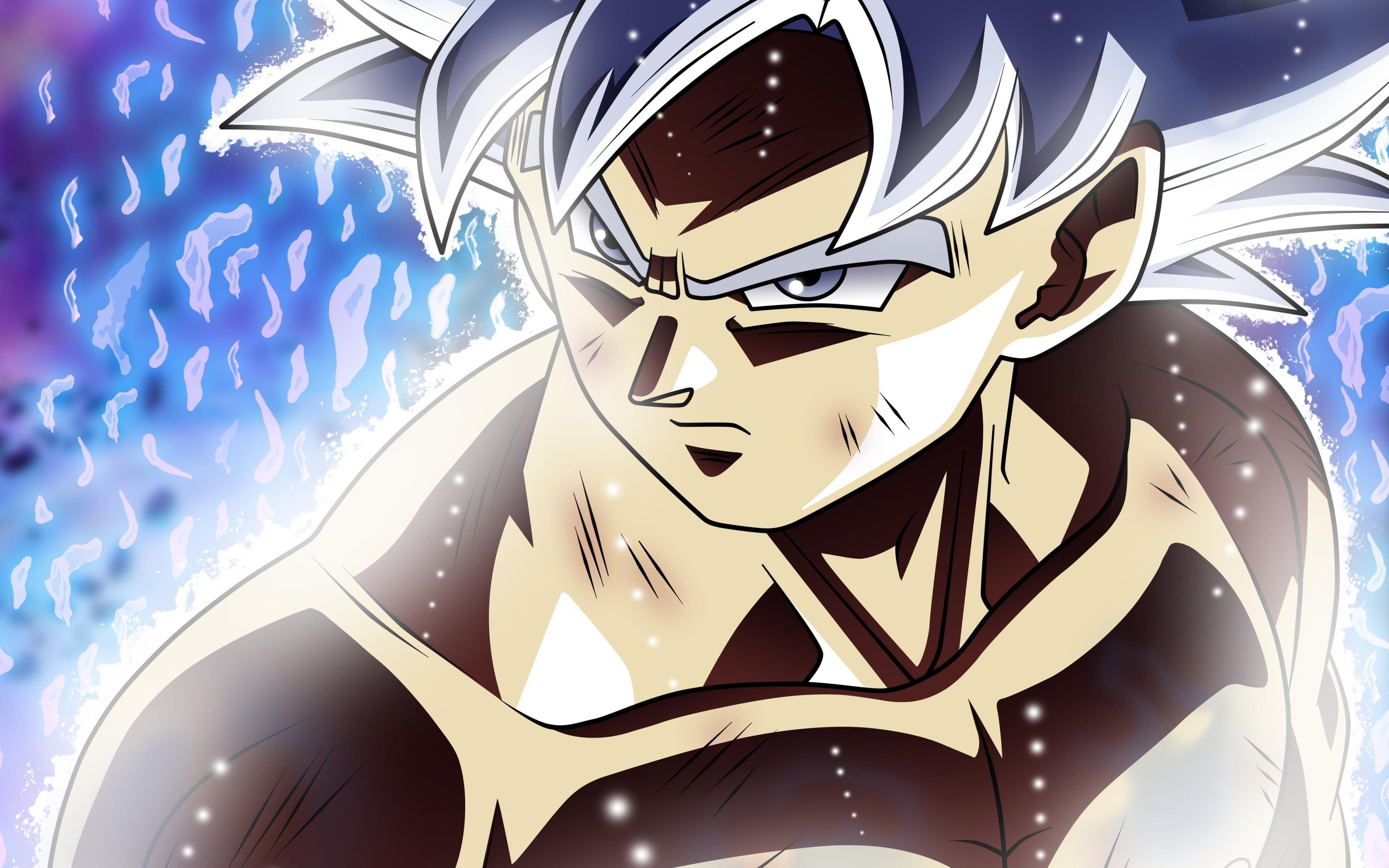 Download 3840x2400 Wallpaper Goku Dragon Ball Super Ultra