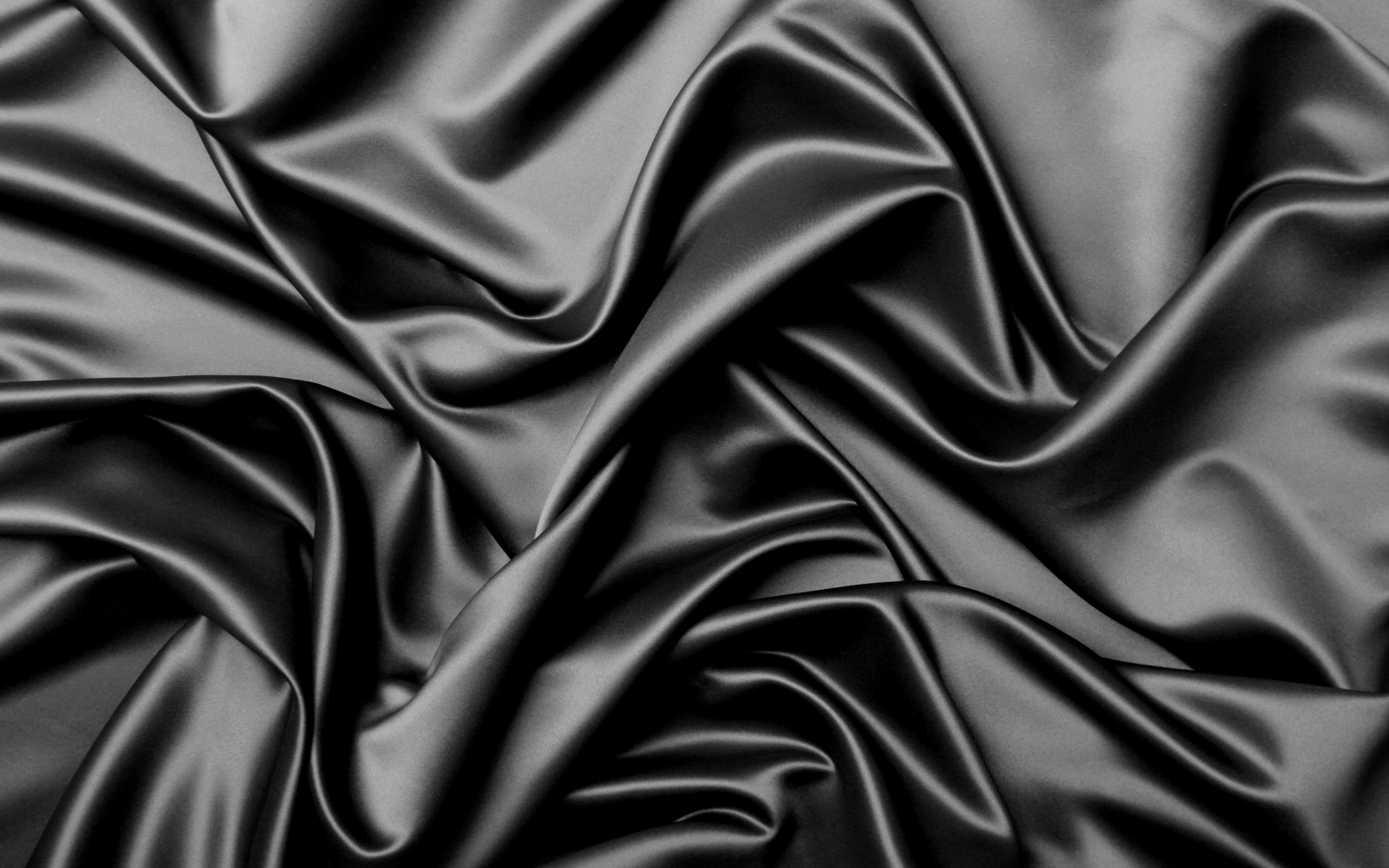 Download 3840x2400 wallpaper black, fabric, texture, 4k ...