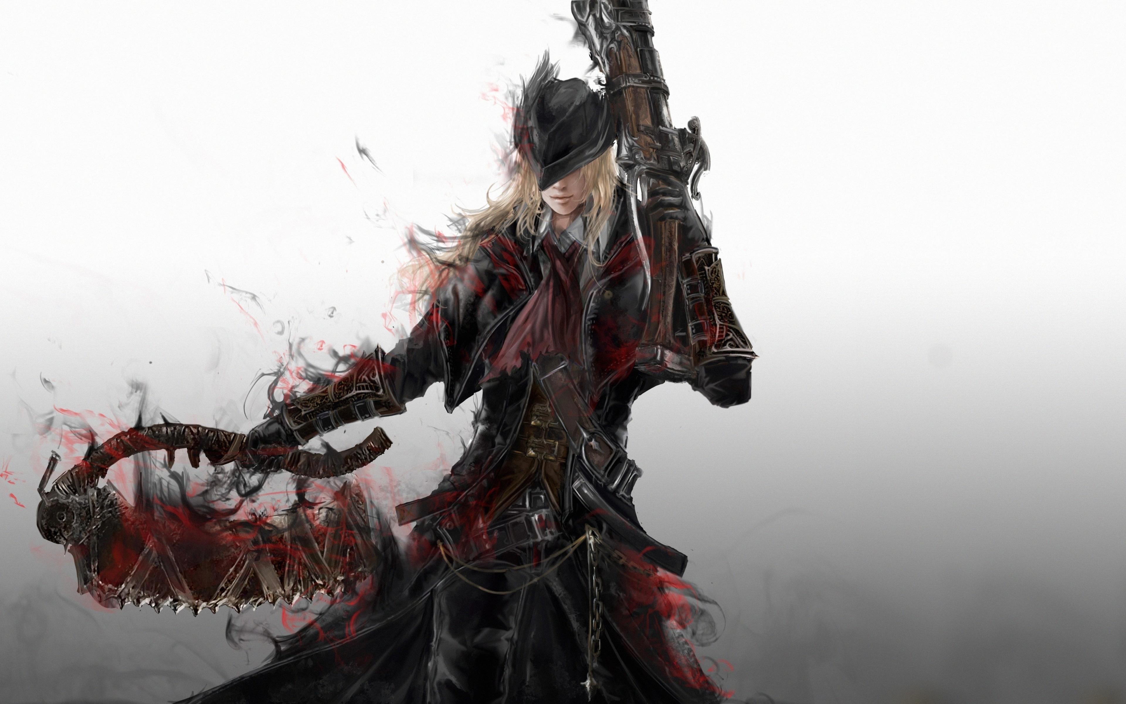 Download 3840x2400 Wallpaper Video Game, Warrior