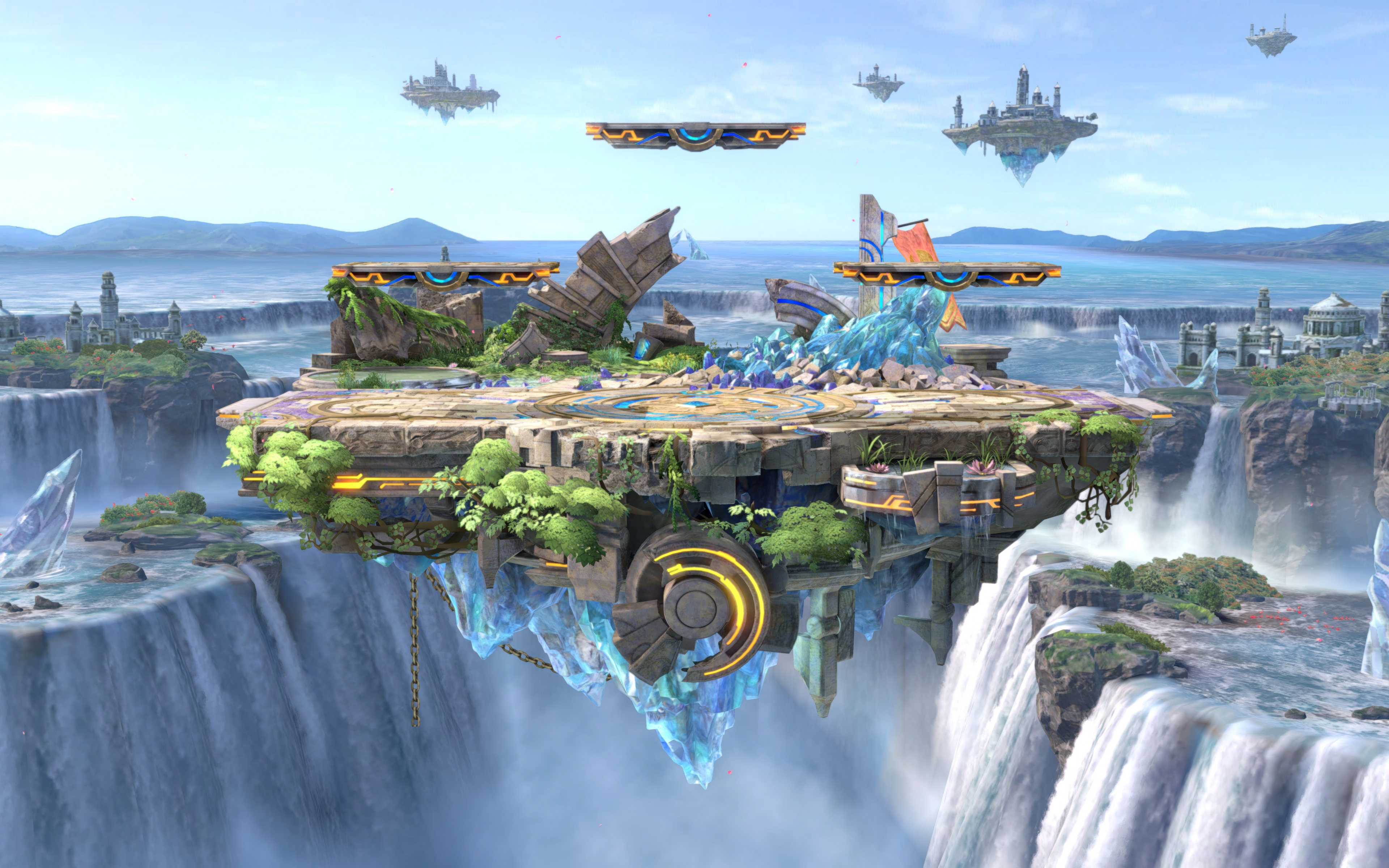 Download 3840x2400 Wallpaper Super Smash Bros Ultimate Video