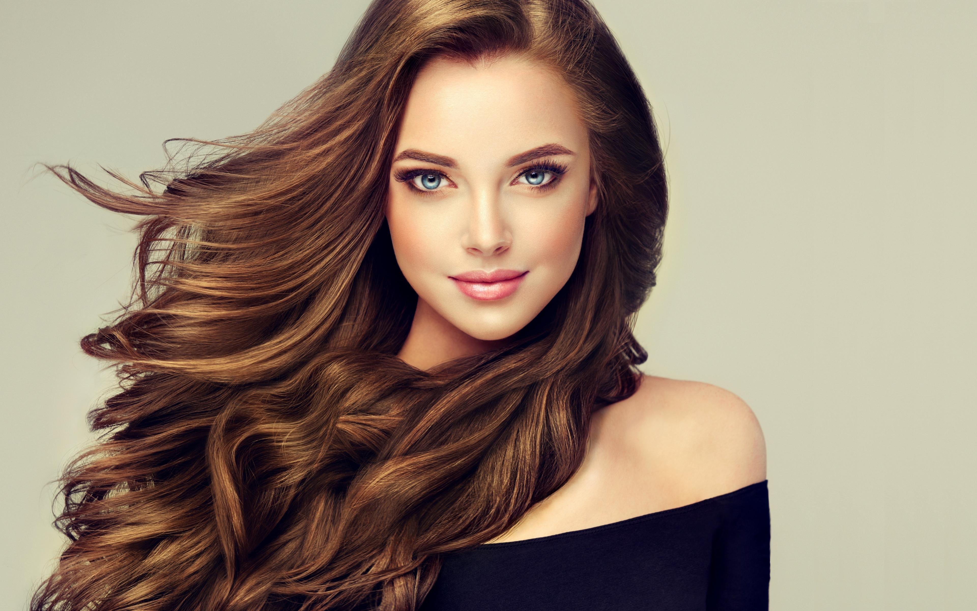 Download 3840x2400 Wallpaper Beautiful Girl Model Juicy Lips Brunette 4k Ultra Hd 16 10 Widescreen 3840x2400 Hd Image Background 7960