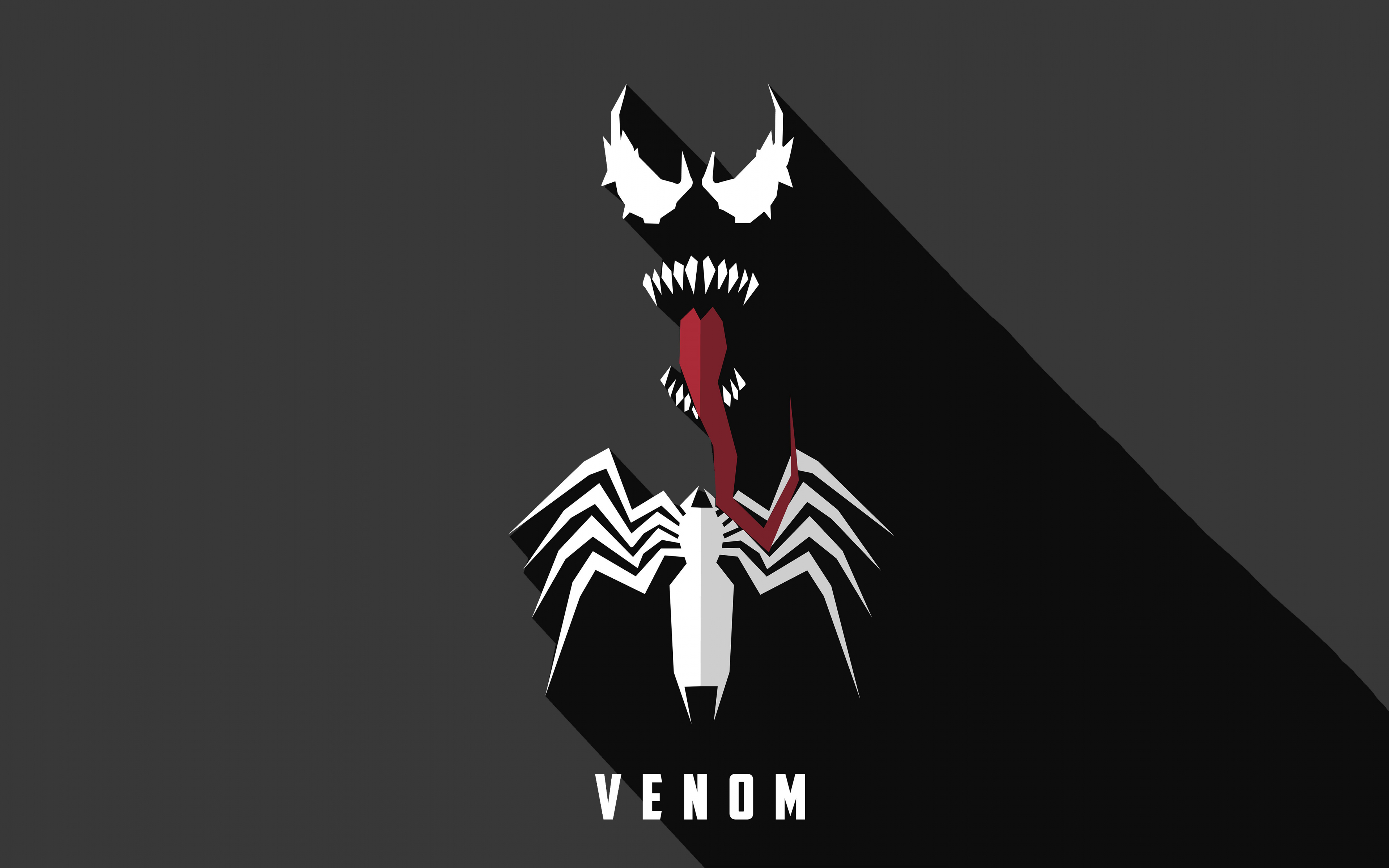 Download 3840x2400 wallpaper venom artwork supervillain 4k ultra hd 16 10 widescreen - 1366x768 is 720p or 1080p ...