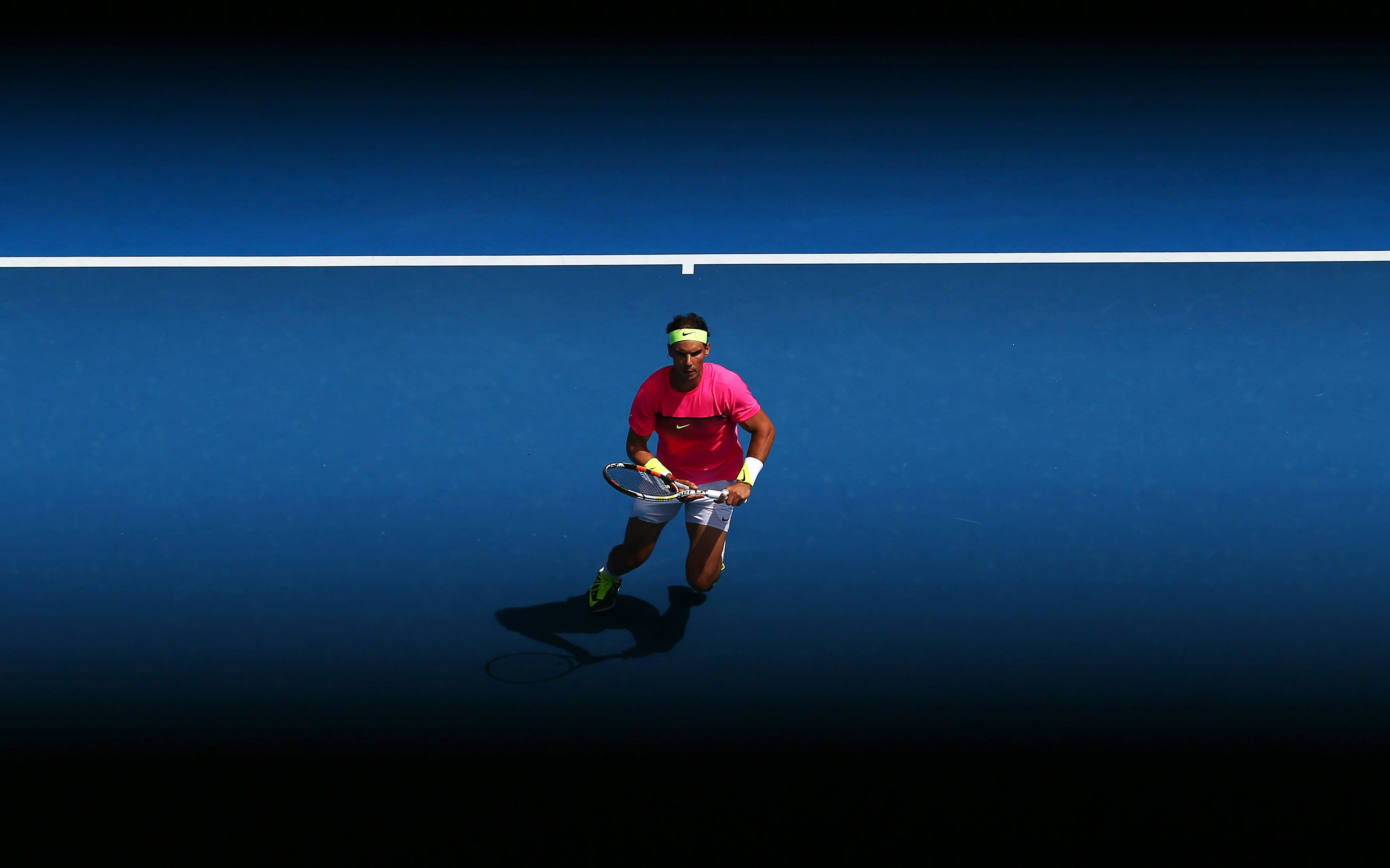 Download 3840x2400 Wallpaper Sports, Tennis Player