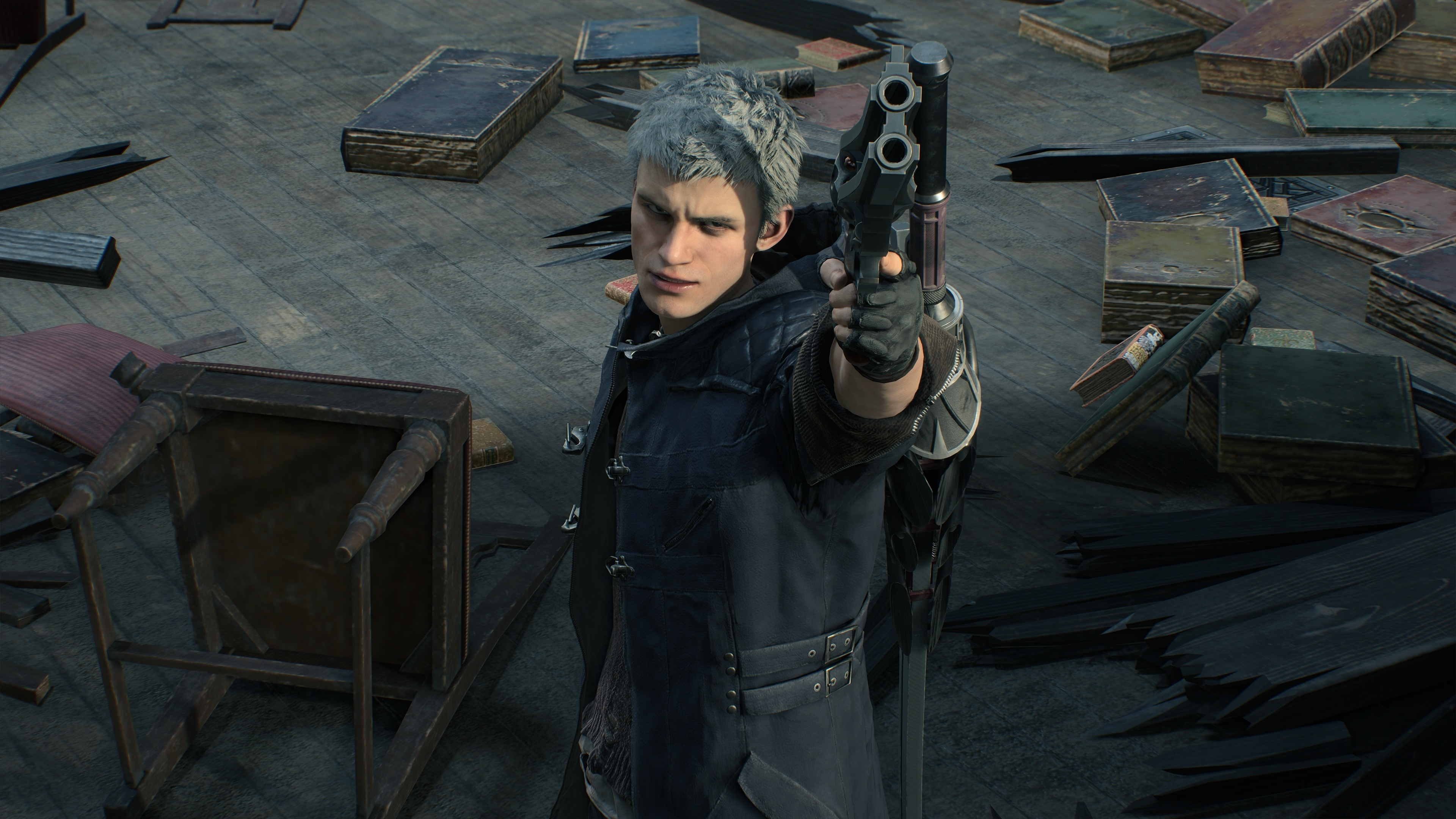 Download 3840x2400 Wallpaper Devil May Cry 5 Video Game