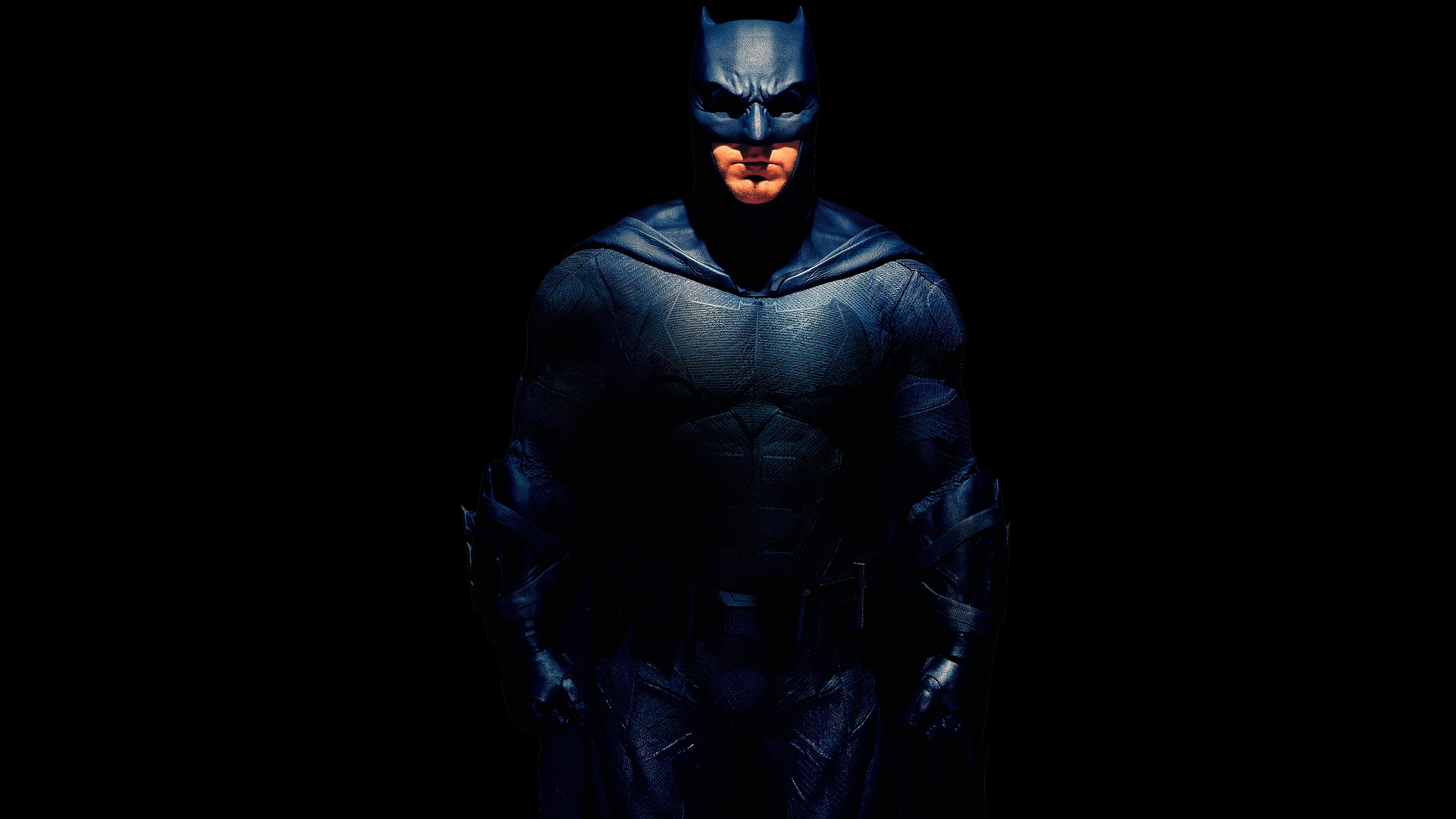 Download 3840x2400 Wallpaper Batman Superhero Justice
