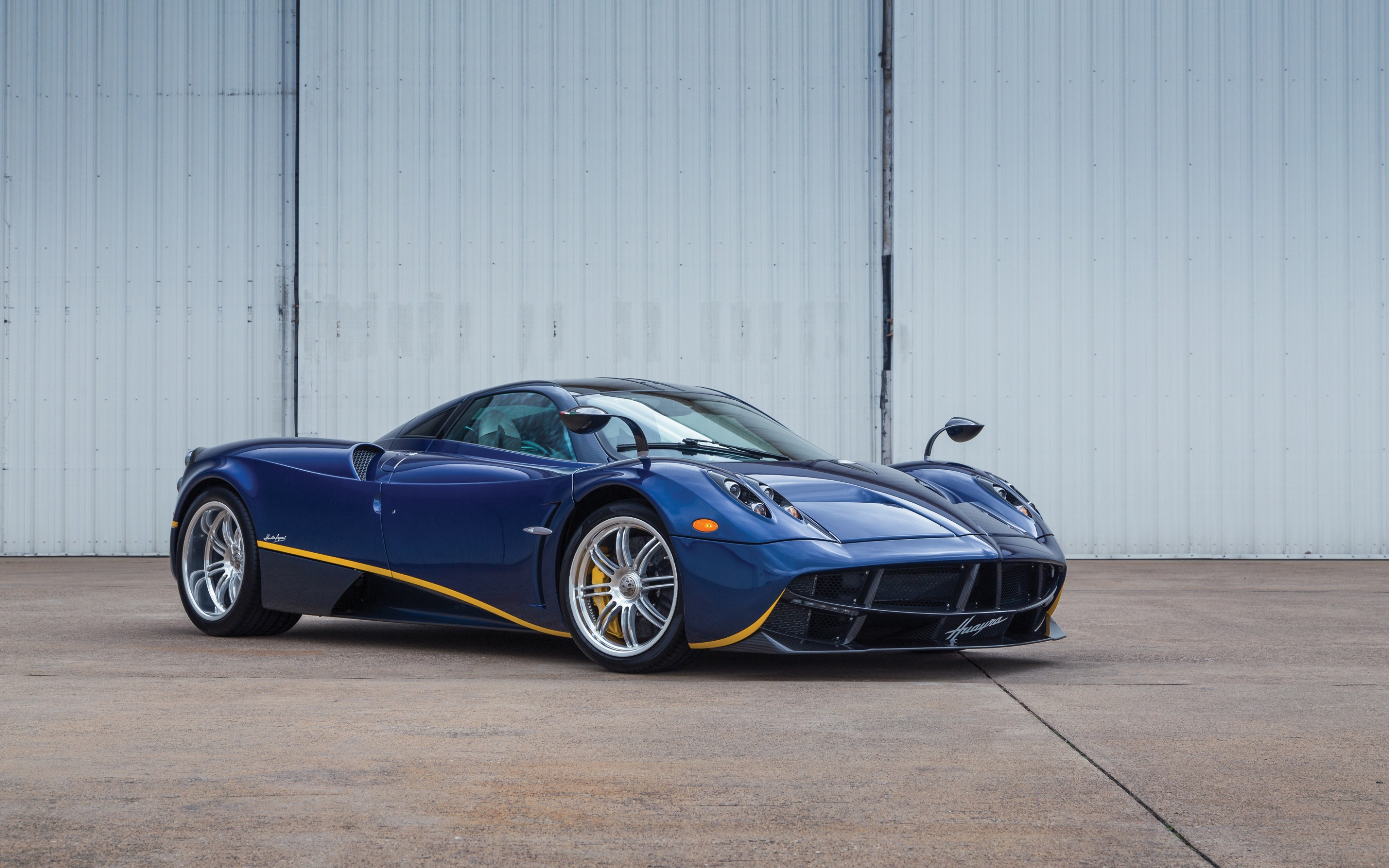 Download 3840x2400 wallpaper pagani huayra super sports car side view 4k ultra hd 16 10 - Car side view wallpaper ...