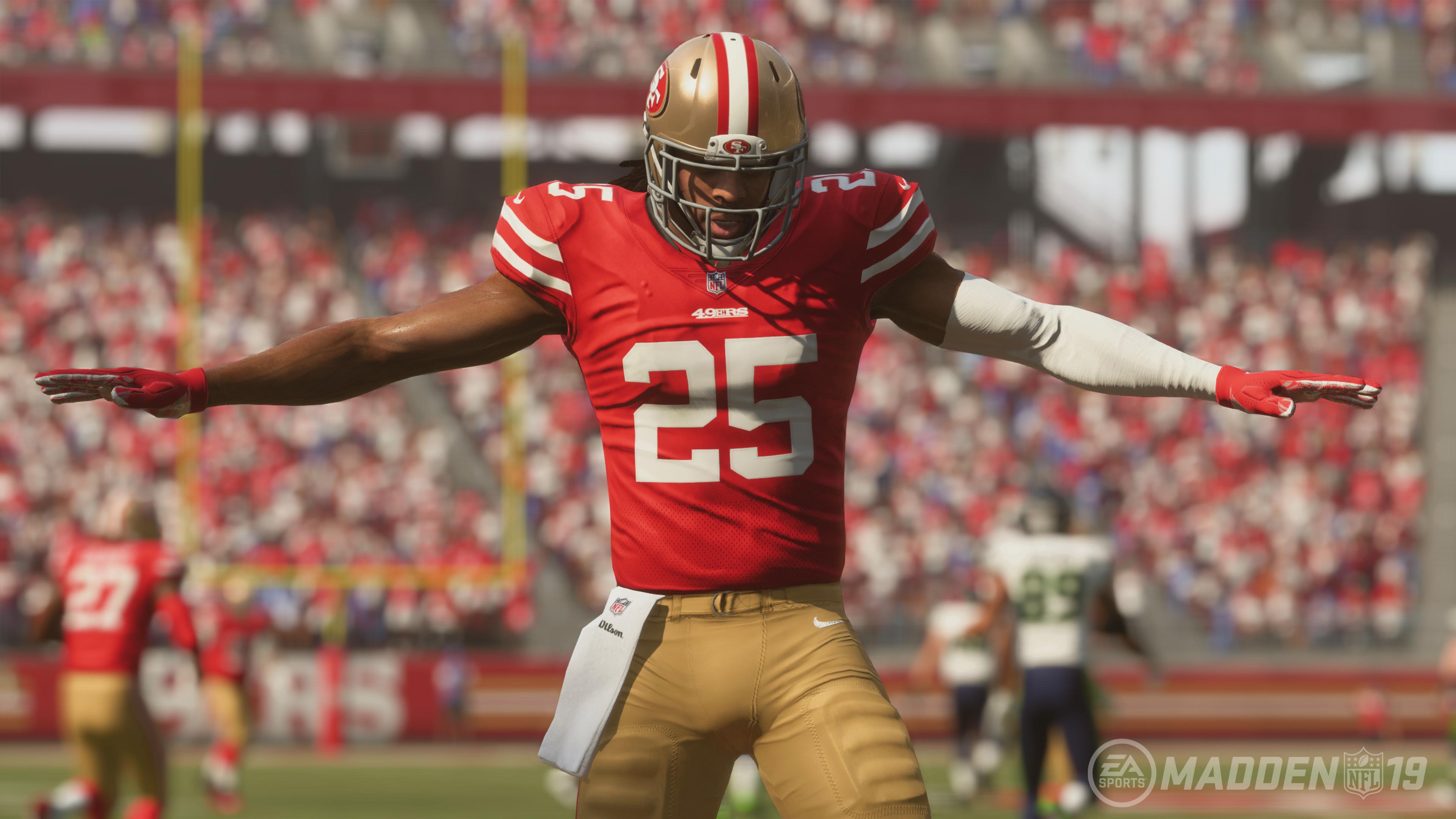Madden NFL 19 Sports Video Game E3 2018 3840x2400 Wallpaper