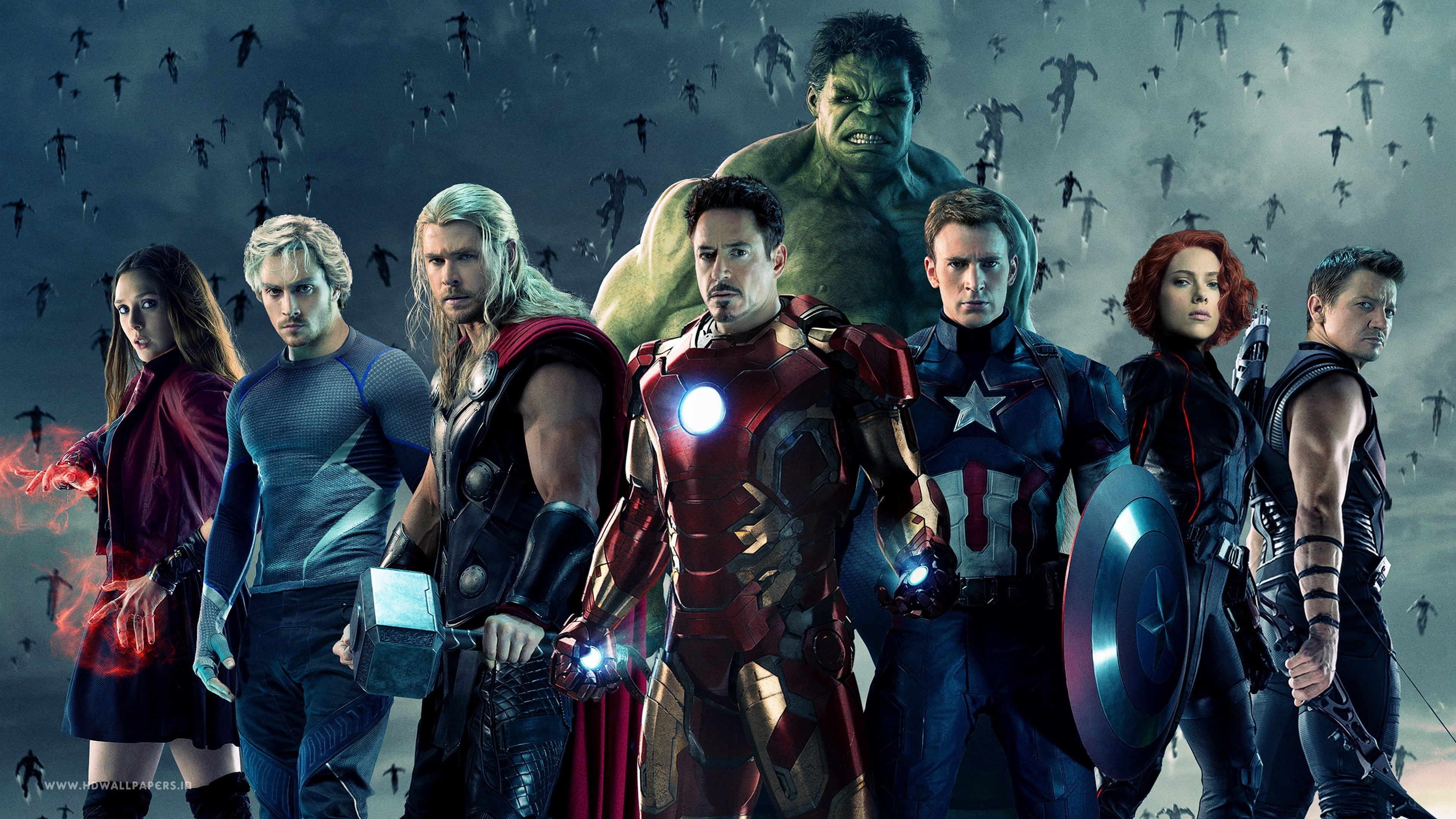6000 Wallpaper Of Avengers 4k  Paling Baru