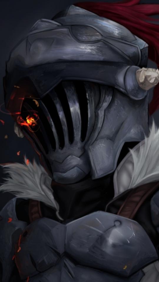 Download 540x960 wallpaper anime, goblin slayer, soldier ...
