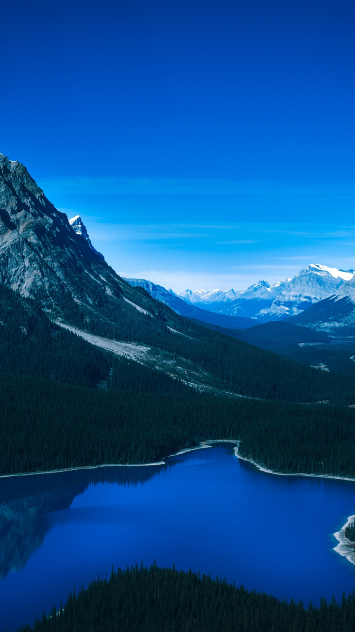 Most Inspiring Wallpaper Mountain Asus - canada-mountains-valley-lake-nature  You Should Have_183665.jpg