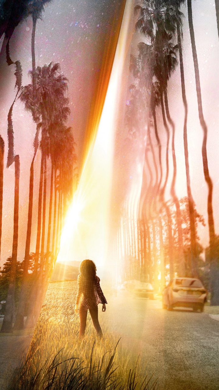 A Wrinkle in Time, 2018 movie, adventure/family fantasy movie, 720x1280 wallpaper