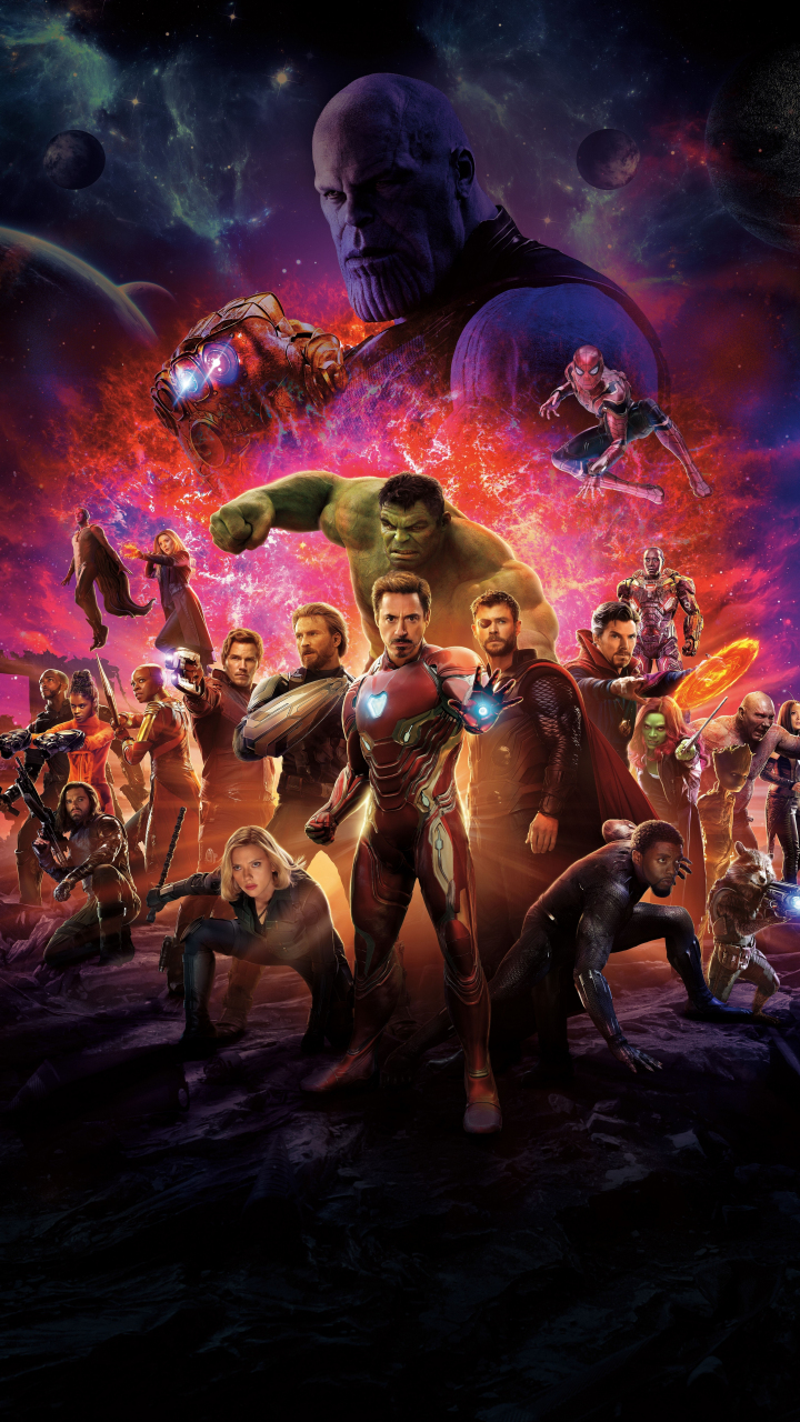 Avengers Infinity War 2018 Movie Wallpapers Resources