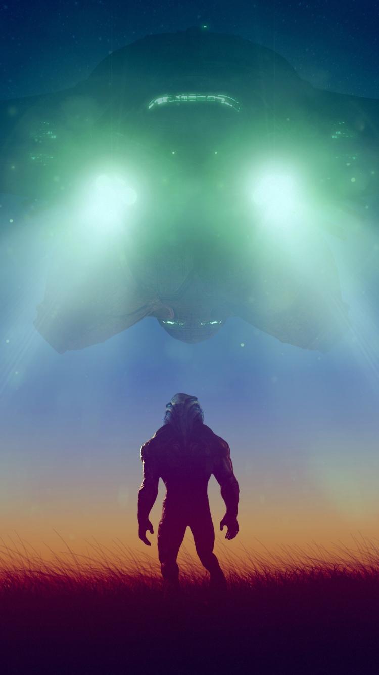 Download 750x1334 Wallpaper Mass Effect Andromeda