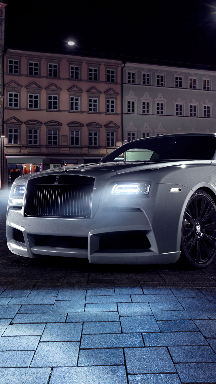 Download 750x1334 Wallpaper Rolls Royce Wraith White Car Front 2017 Iphone 7 Iphone 8 750x1334 Hd Image Background 754