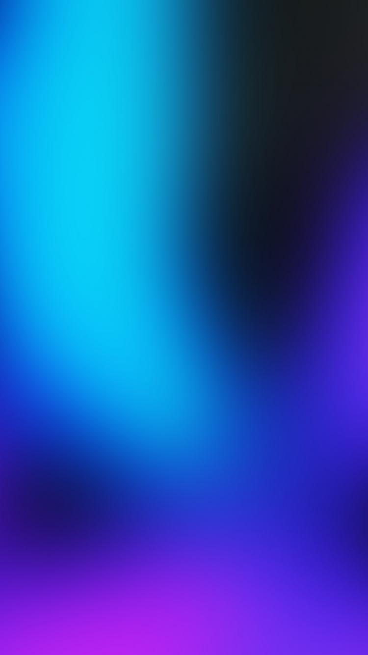 Download 750x1334 Wallpaper Neon Colors Gradient Blur