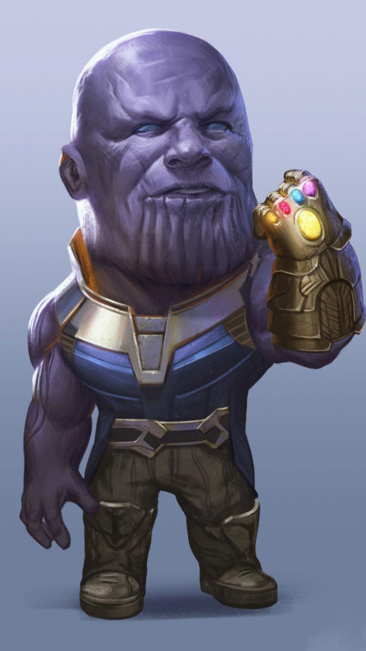 Captain America Thanos Iron Man Avengers Infinity War Artwork X
