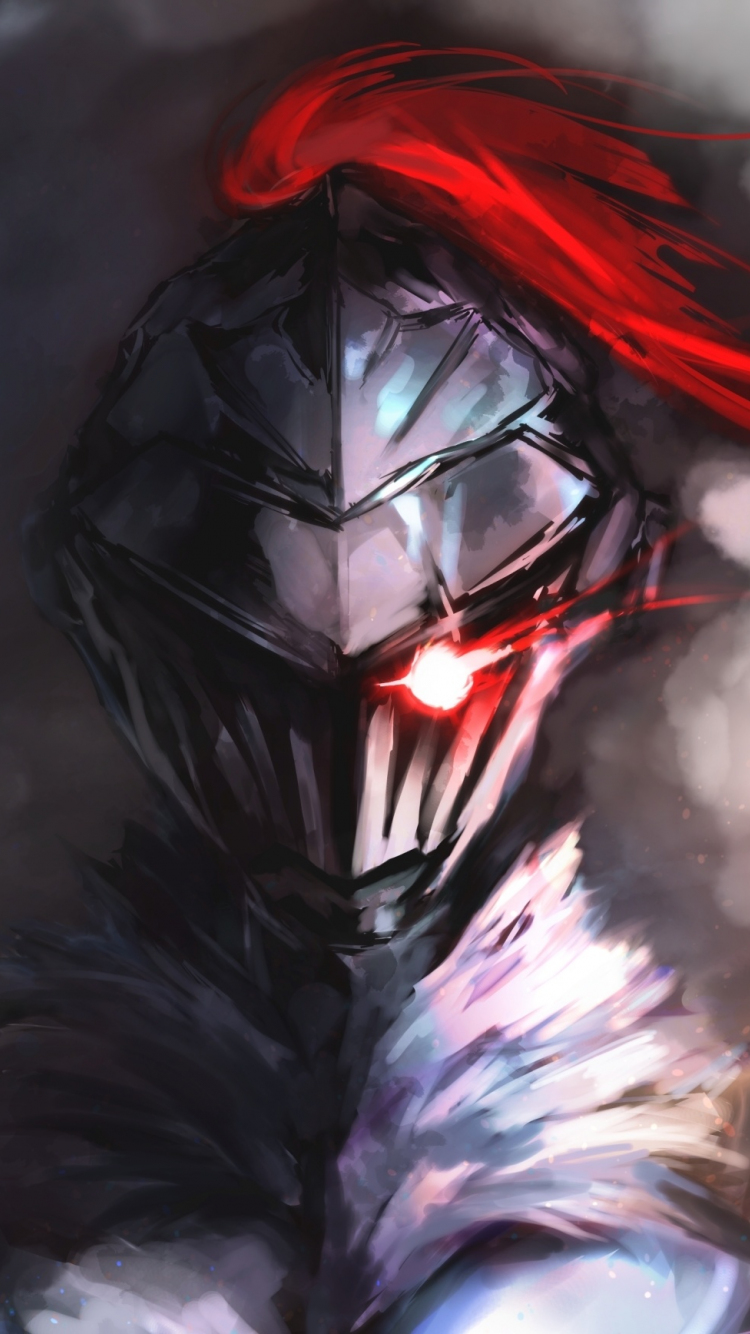 Download 750x1334 Wallpaper Artwork Anime Warrior Armor