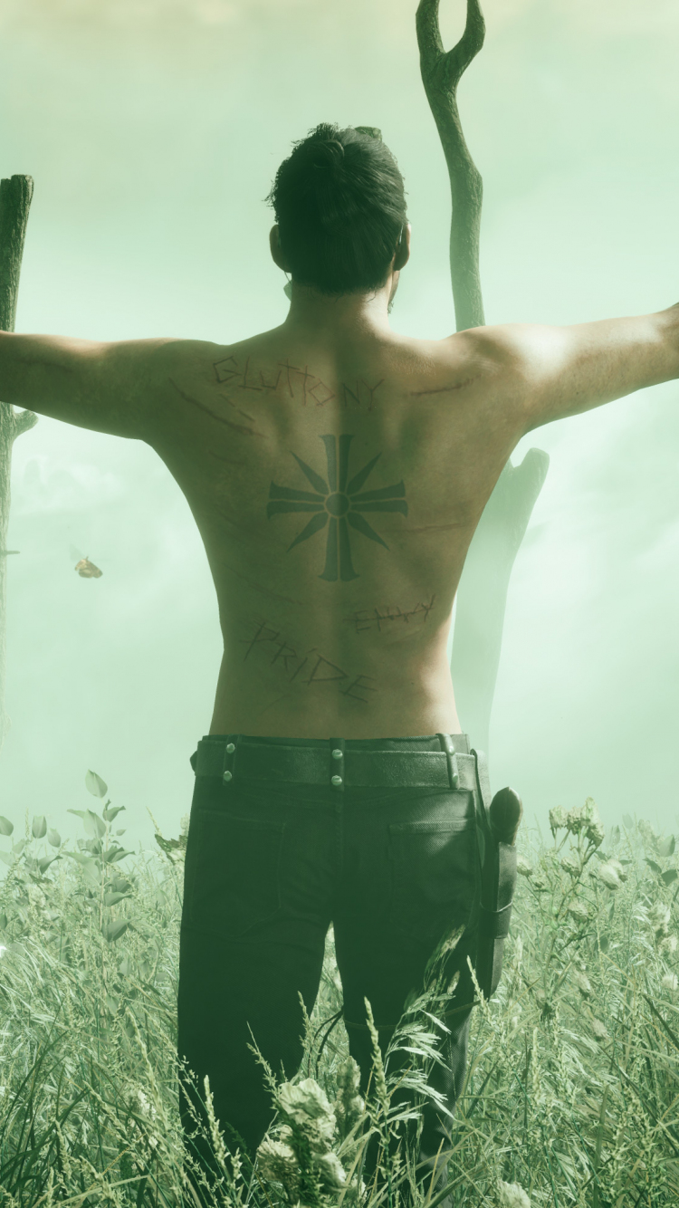 Download 750x1334 Wallpaper Far Cry 5 Sinner Outdoor Video Game