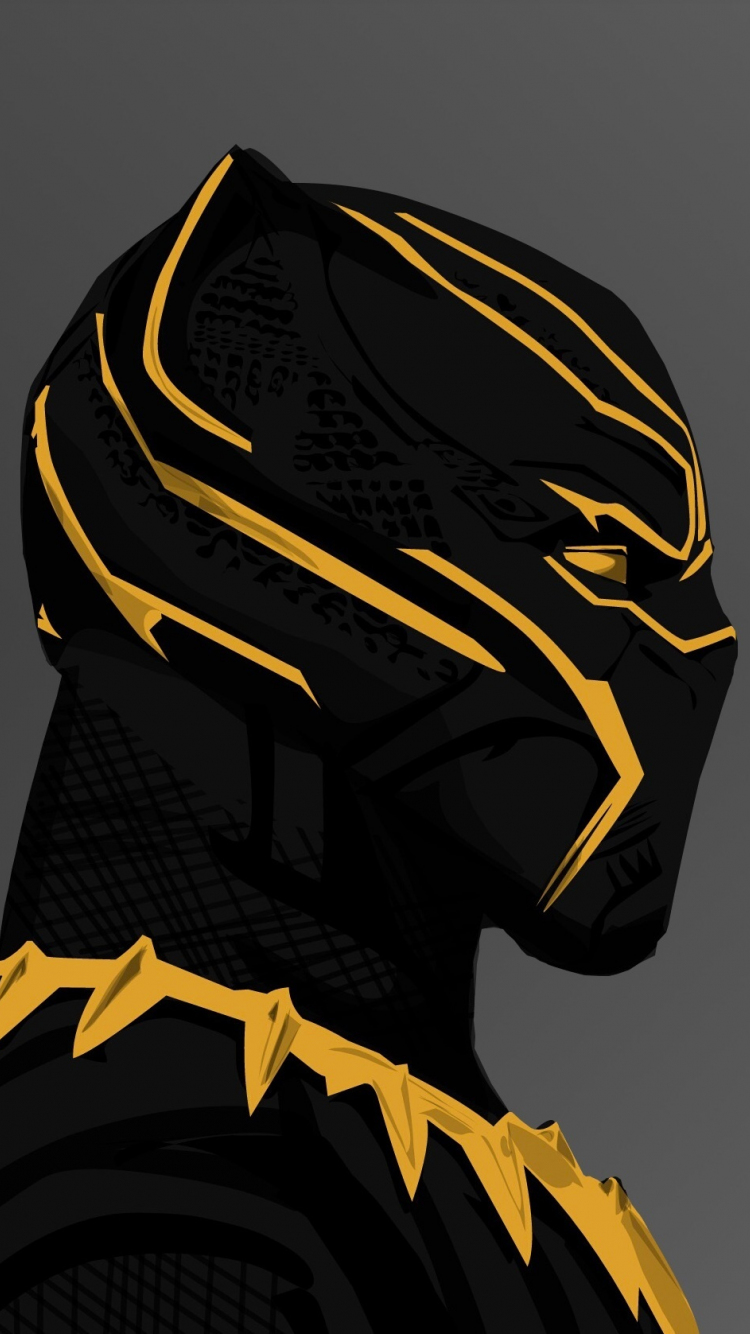 Download 750x1334 Wallpaper Black Panther 2018 Movie Erik