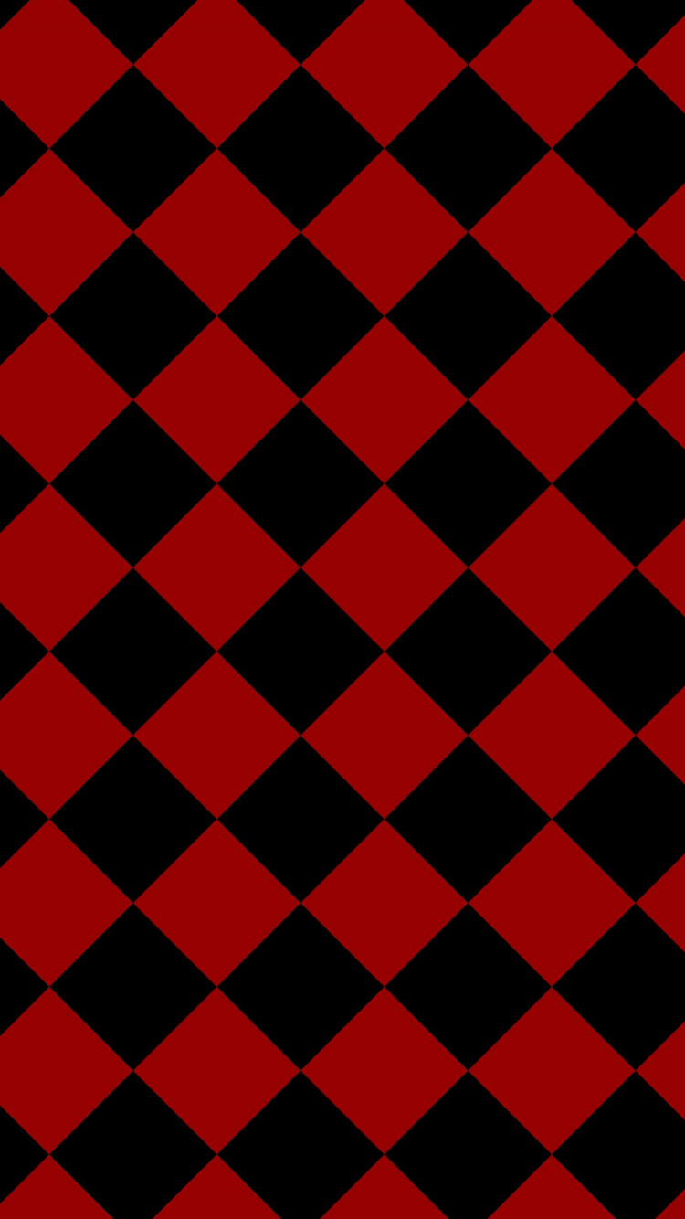 Download 750x1334 Wallpaper Squares Red Black Abstract Iphone 7