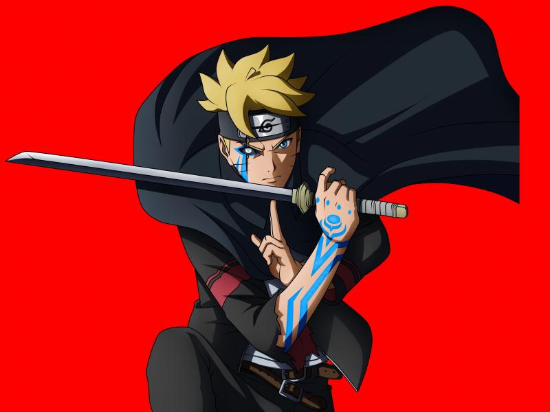 Download 800x600 Wallpaper Boruto Uzumaki Naruto Shippūden
