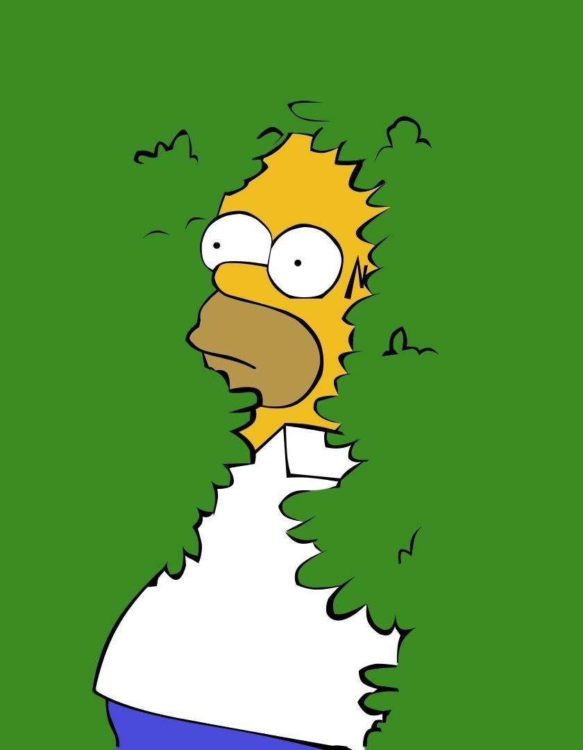 Homer Simpson Wallpaper Iphone 4 Babangrichieorg