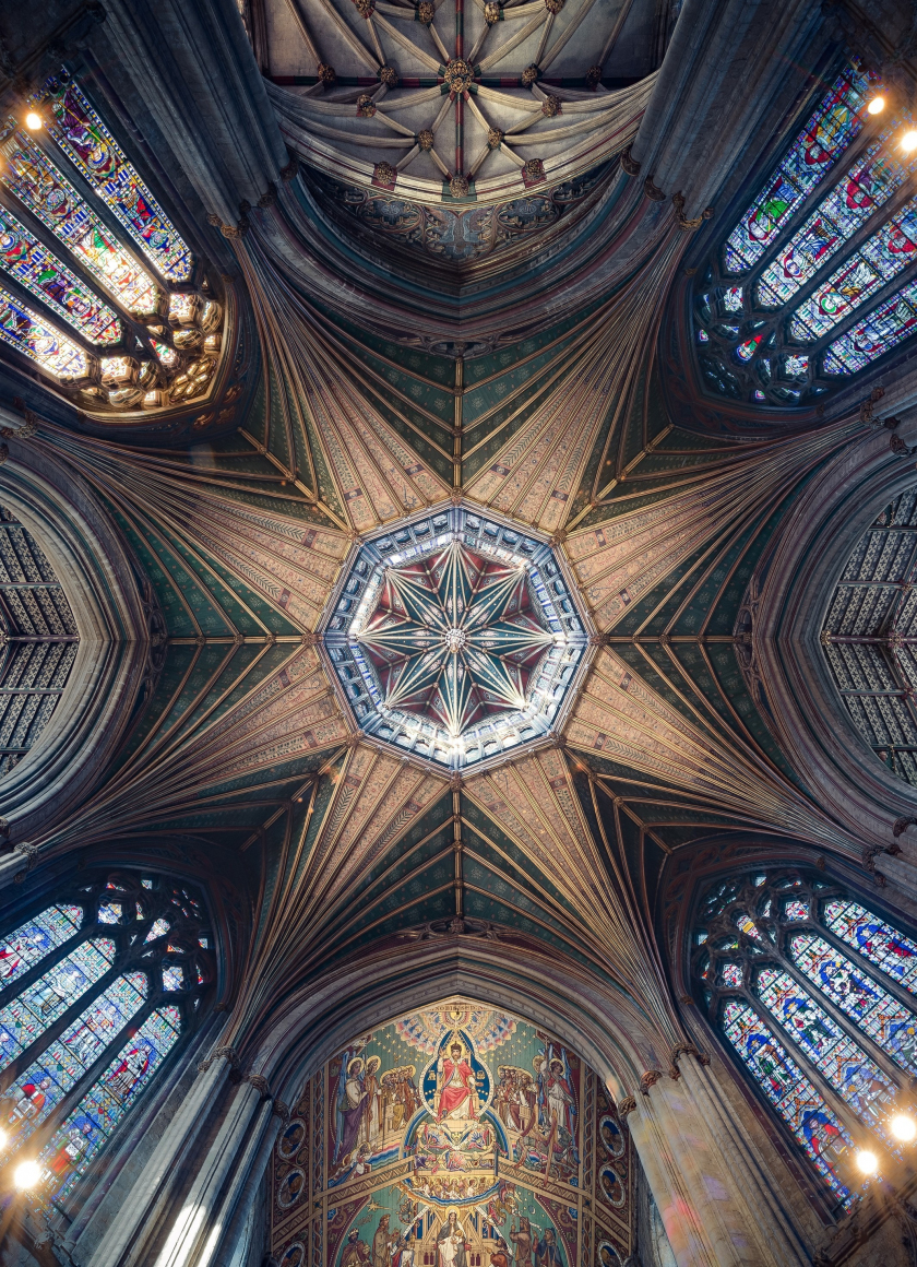 Ceiling, cathedral, symmetrical interior, architecture, 840x1160 wallpaper
