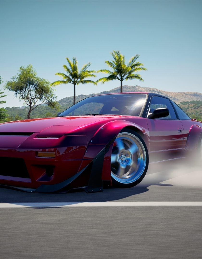 Drift Video Game Forza Horizon 3 Nissan 840x1336 Wallpaper