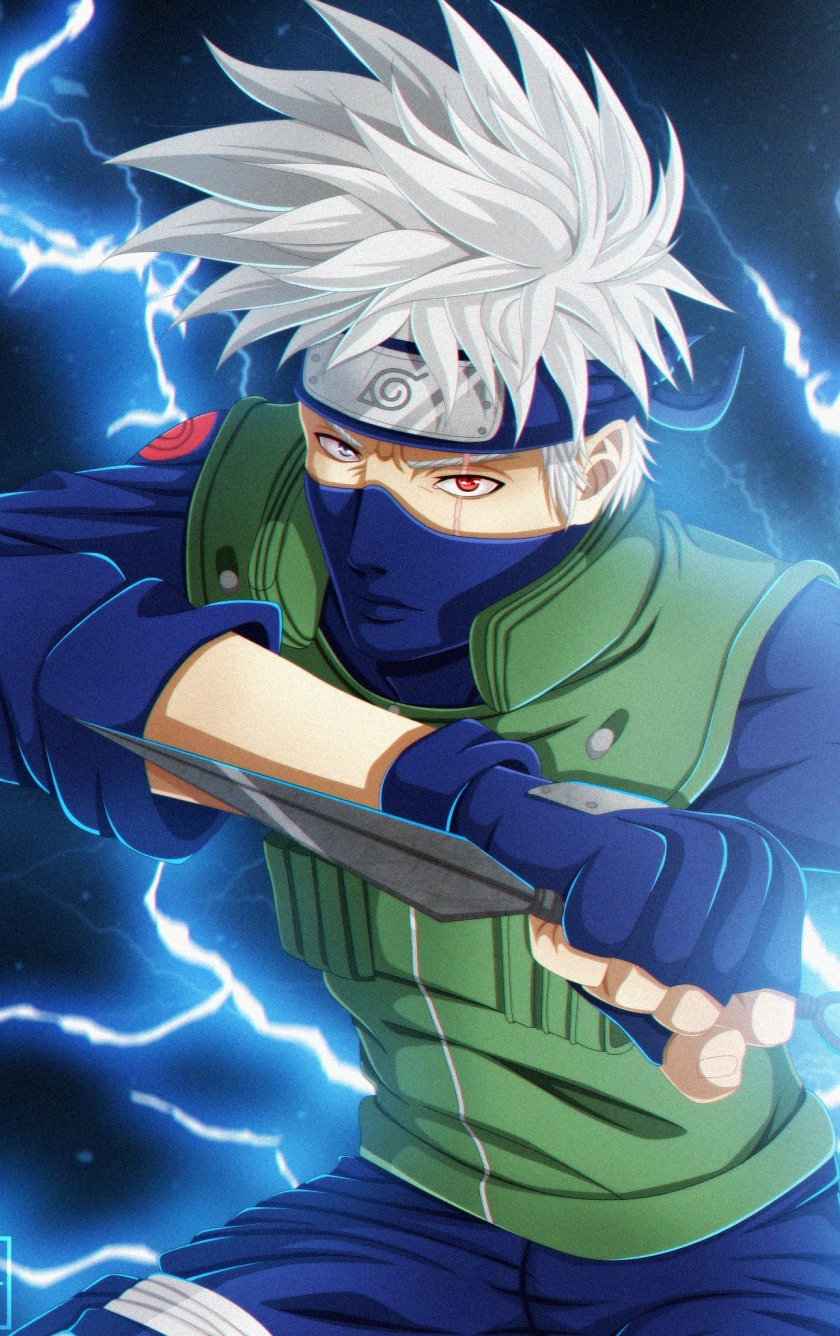 Download 840x1336 Wallpaper Anime Kakashi Hatake White Hair Anime Boy Art Iphone 5 Iphone 5s Iphone 5c Ipod Touch 840x1336 Hd Image Background 17832