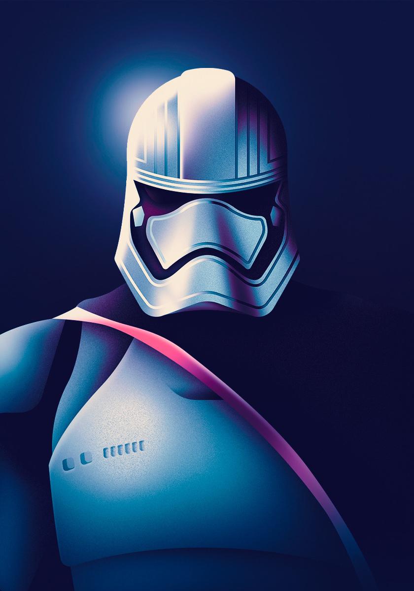 Soldier Stormtrooper Star Wars Digital Art 840x1336 Wallpaper