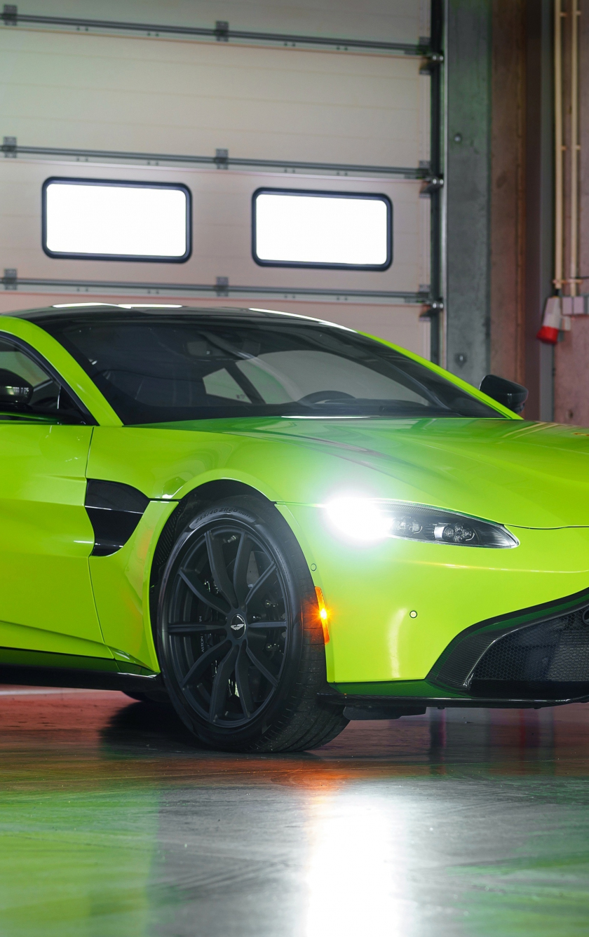Download 840x1336 Wallpaper 2019 Aston Martin Vantage Llime Essence Green Iphone 5 Iphone 5s Iphone 5c Ipod Touch 840x1336 Hd Image Background 6539