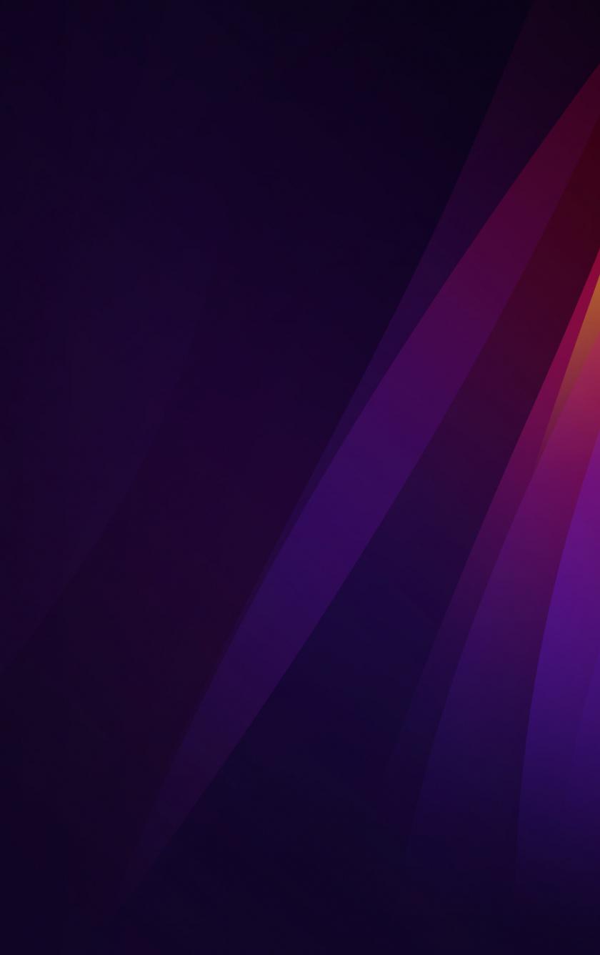 download 840x1336 wallpaper colorful, dark, neon, gome u7, stock